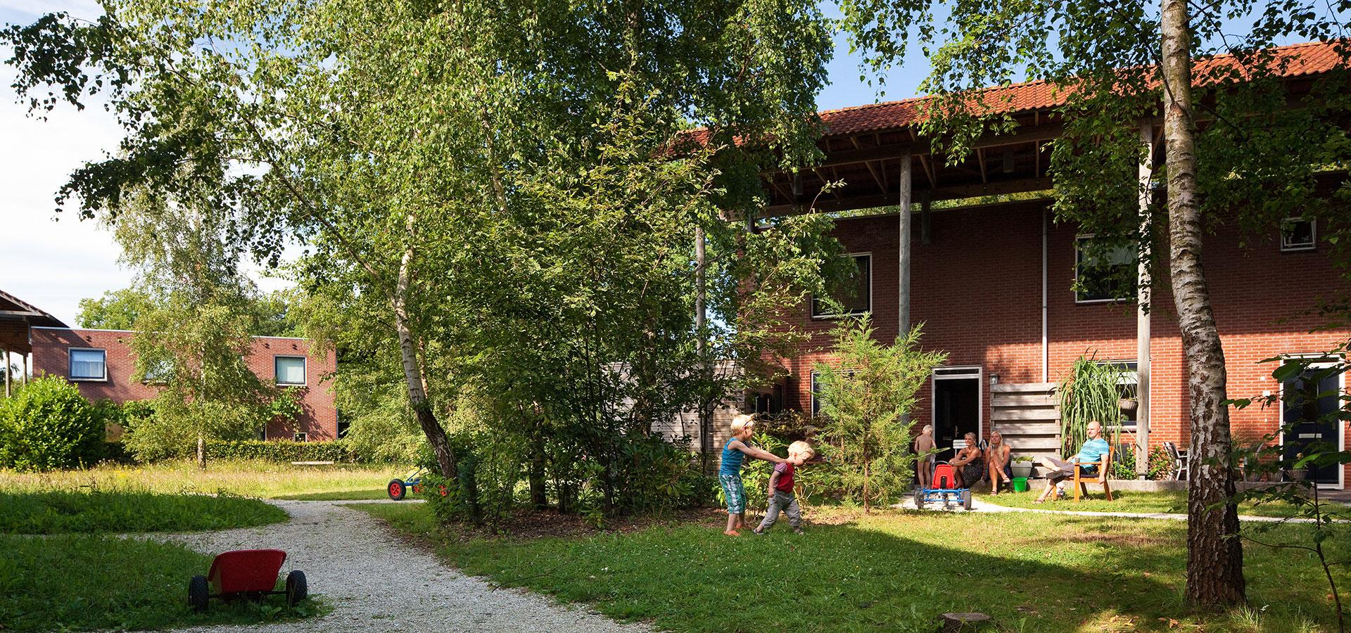 FARO architecten onderzoek landschappelijk wonen