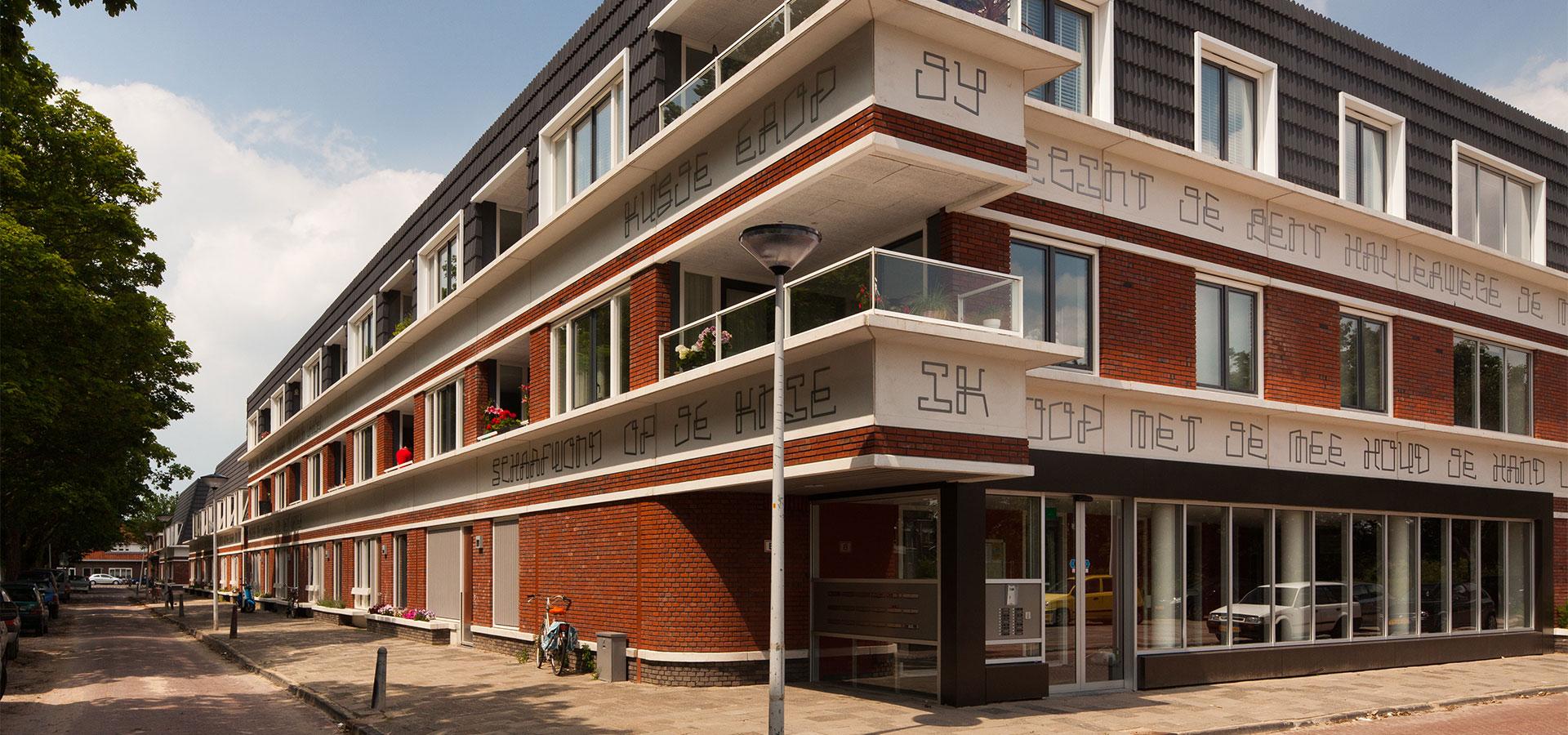 FARO architecten Nicolaas Beetsstraat Leiden 09