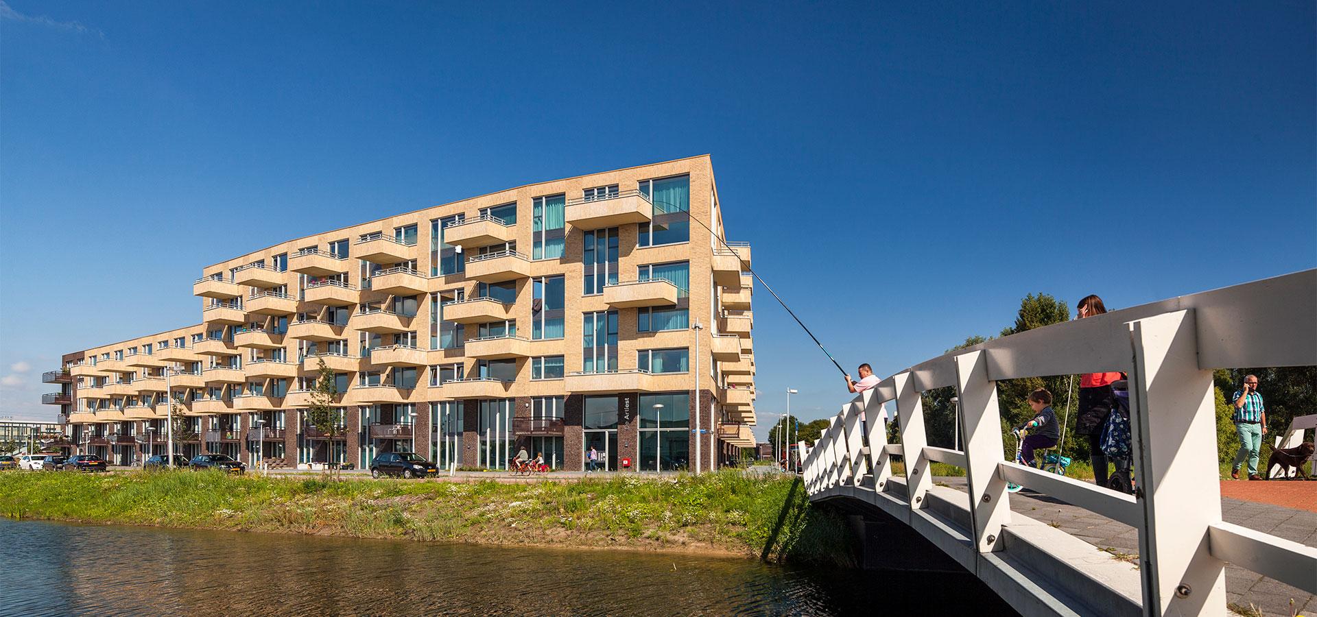 FARO architecten 't Zand Leidsche Rijn Utrecht 01