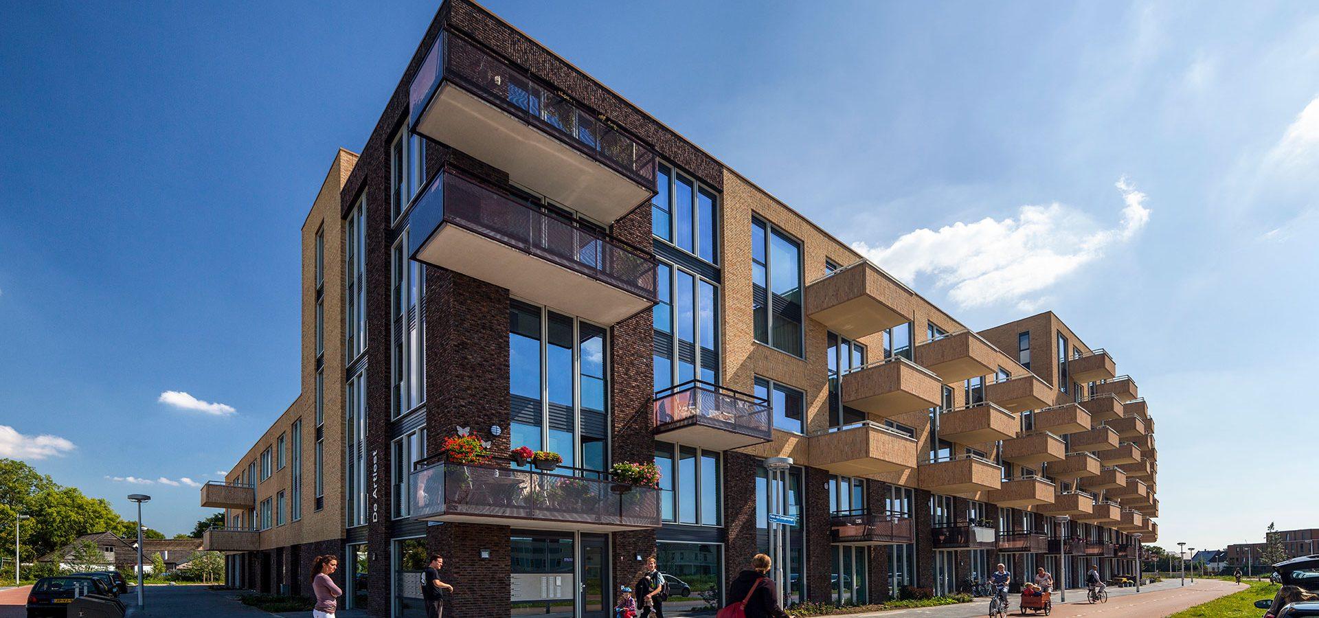 FARO architecten 't Zand Leidsche Rijn Utrecht 02