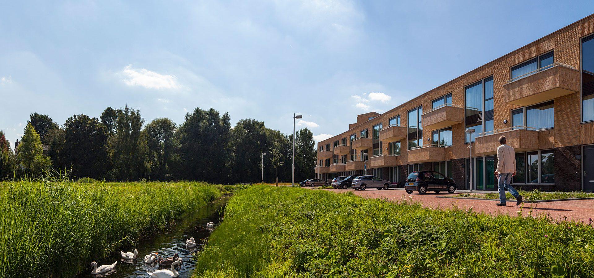 FARO architecten 't Zand Leidsche Rijn Utrecht 03