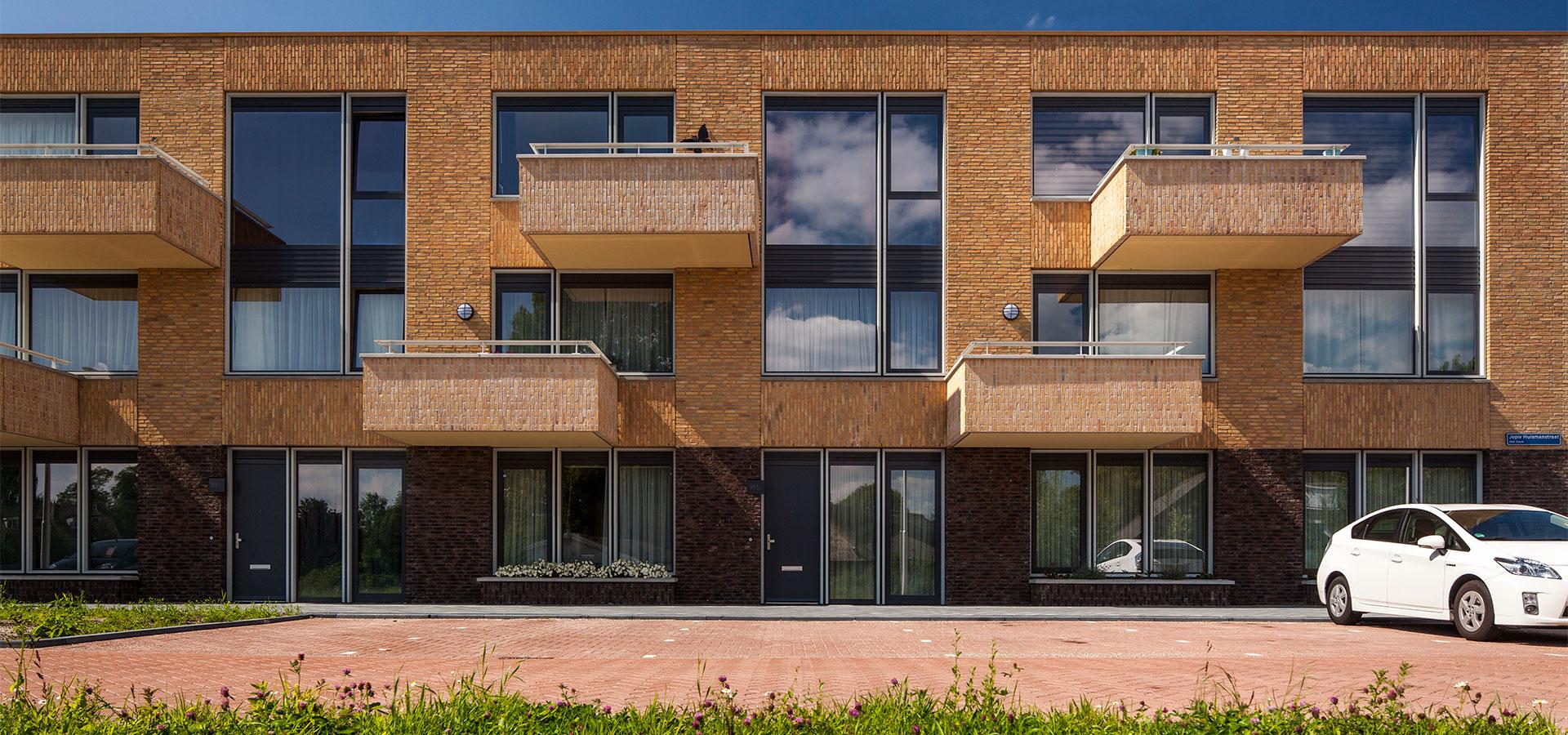 FARO architecten 't Zand Leidsche Rijn Utrecht 04