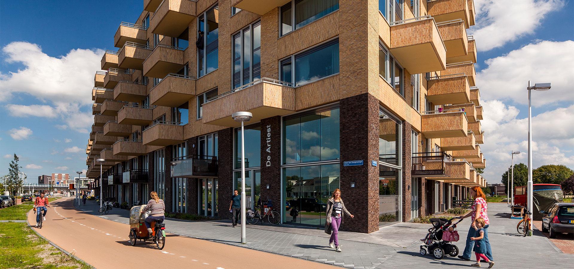 FARO architecten 't Zand Leidsche Rijn Utrecht 07