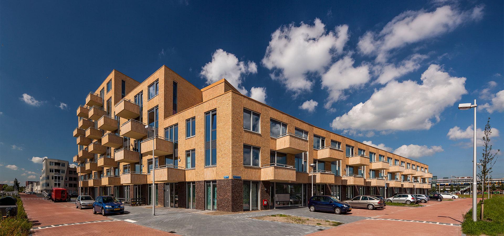 FARO architecten 't Zand Leidsche Rijn Utrecht 08