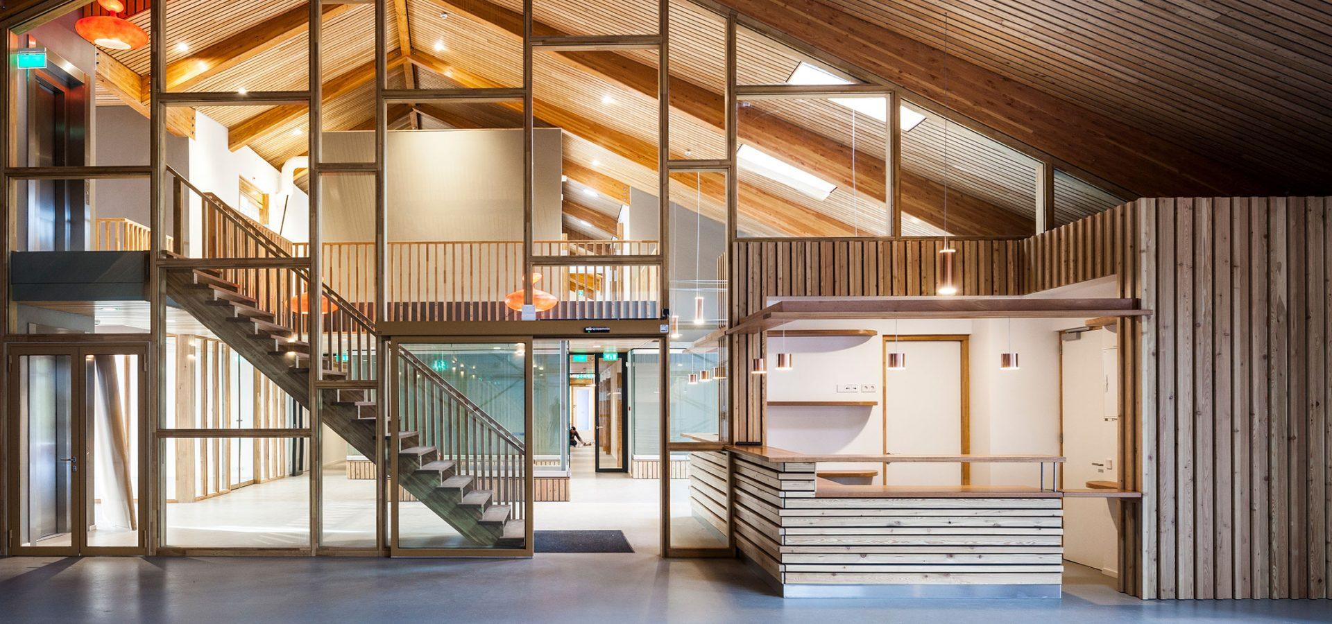 FARO architecten Dorpshuis Badhoevedorp