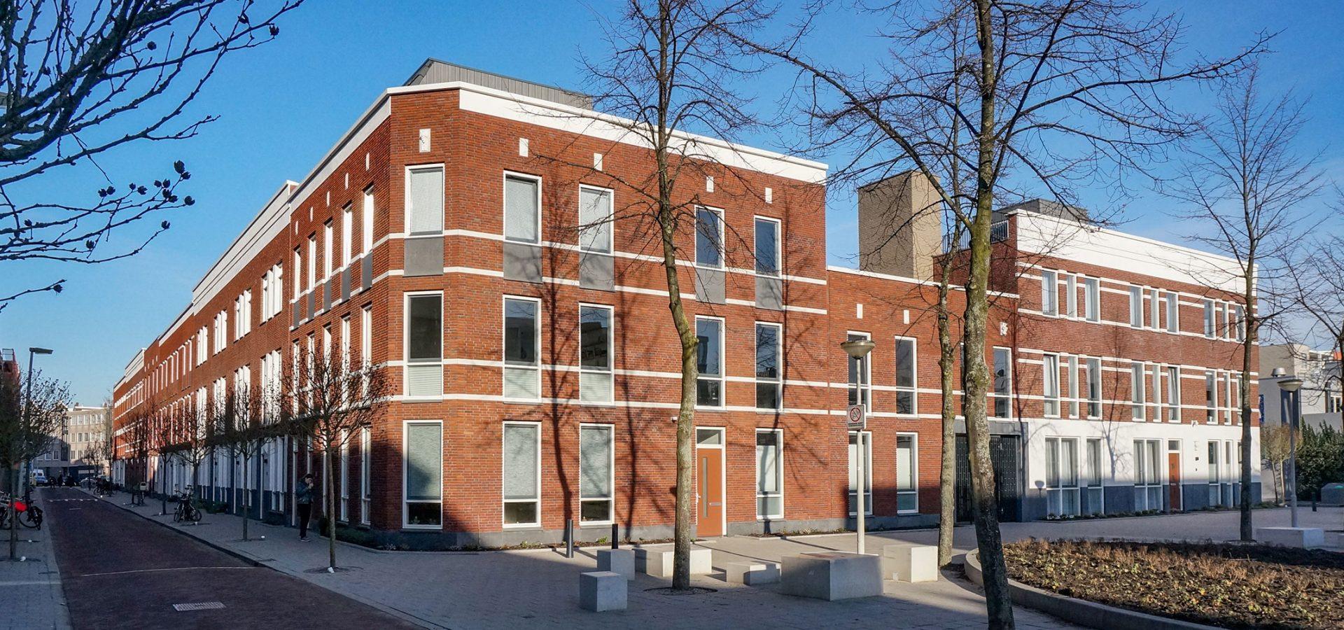 FARO architecten Bajonetstraat Rotterdam