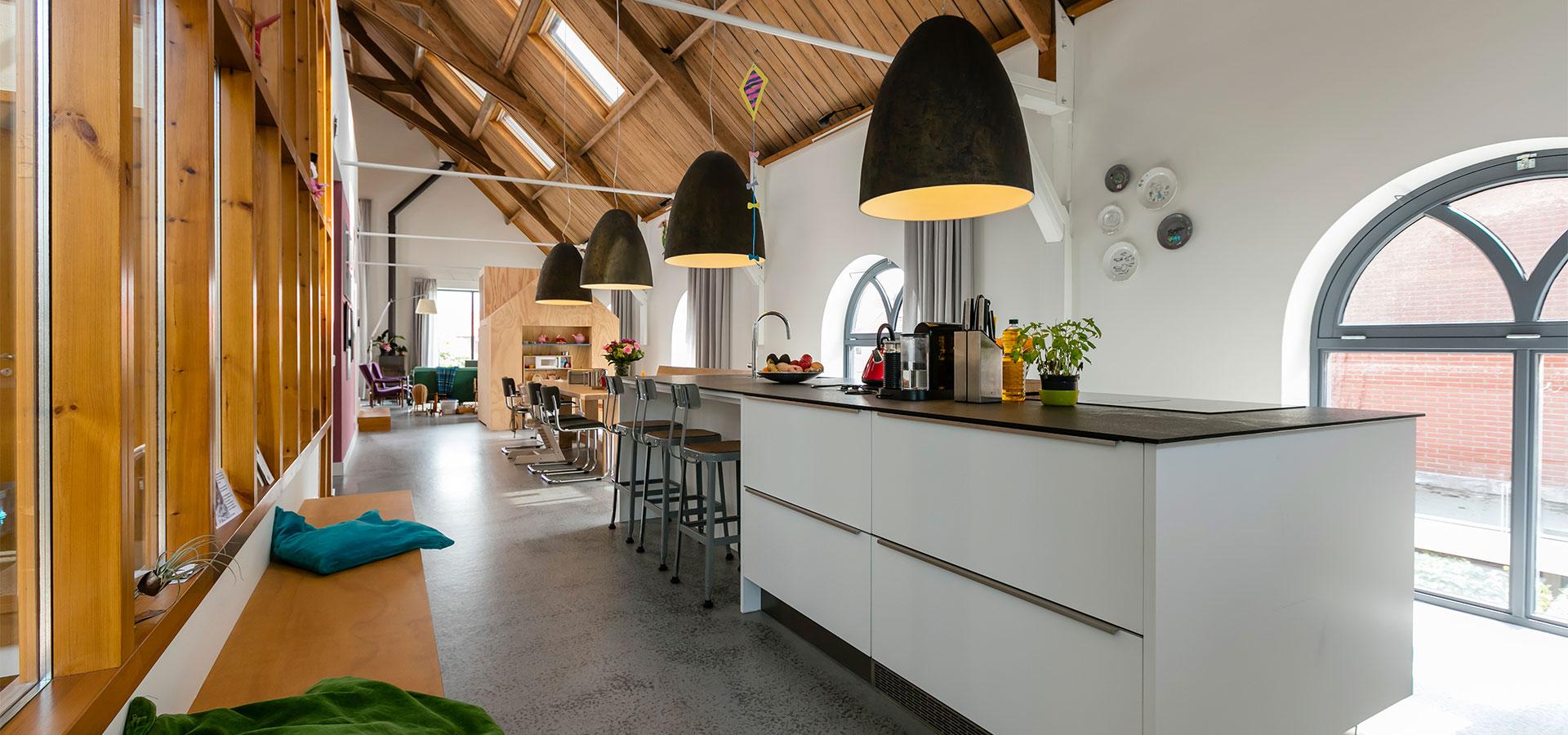 FARO architecten herbestemming kerkje Alphen aan den Rijn 11