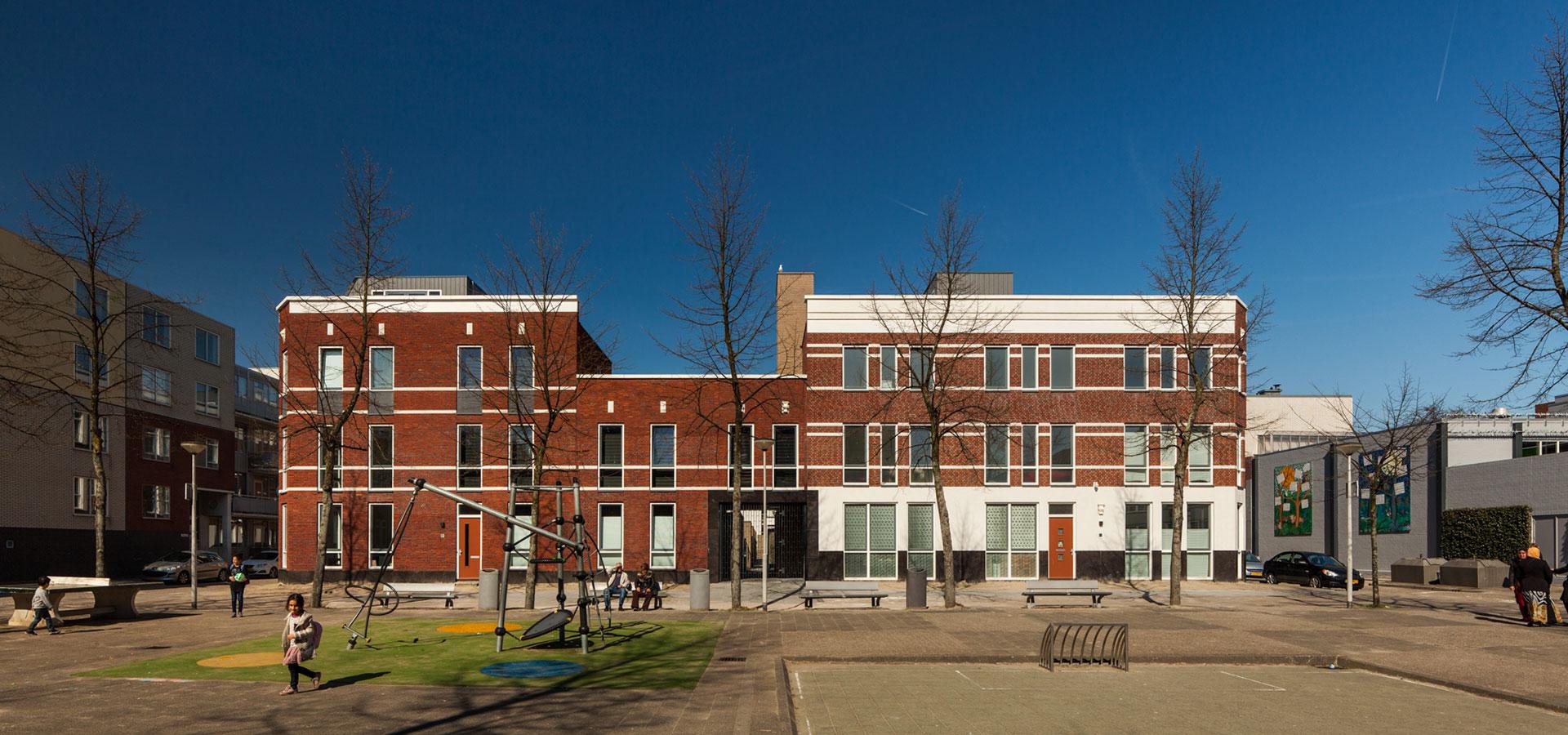 FARO architecten Bajonetstraat Rotterdam 04