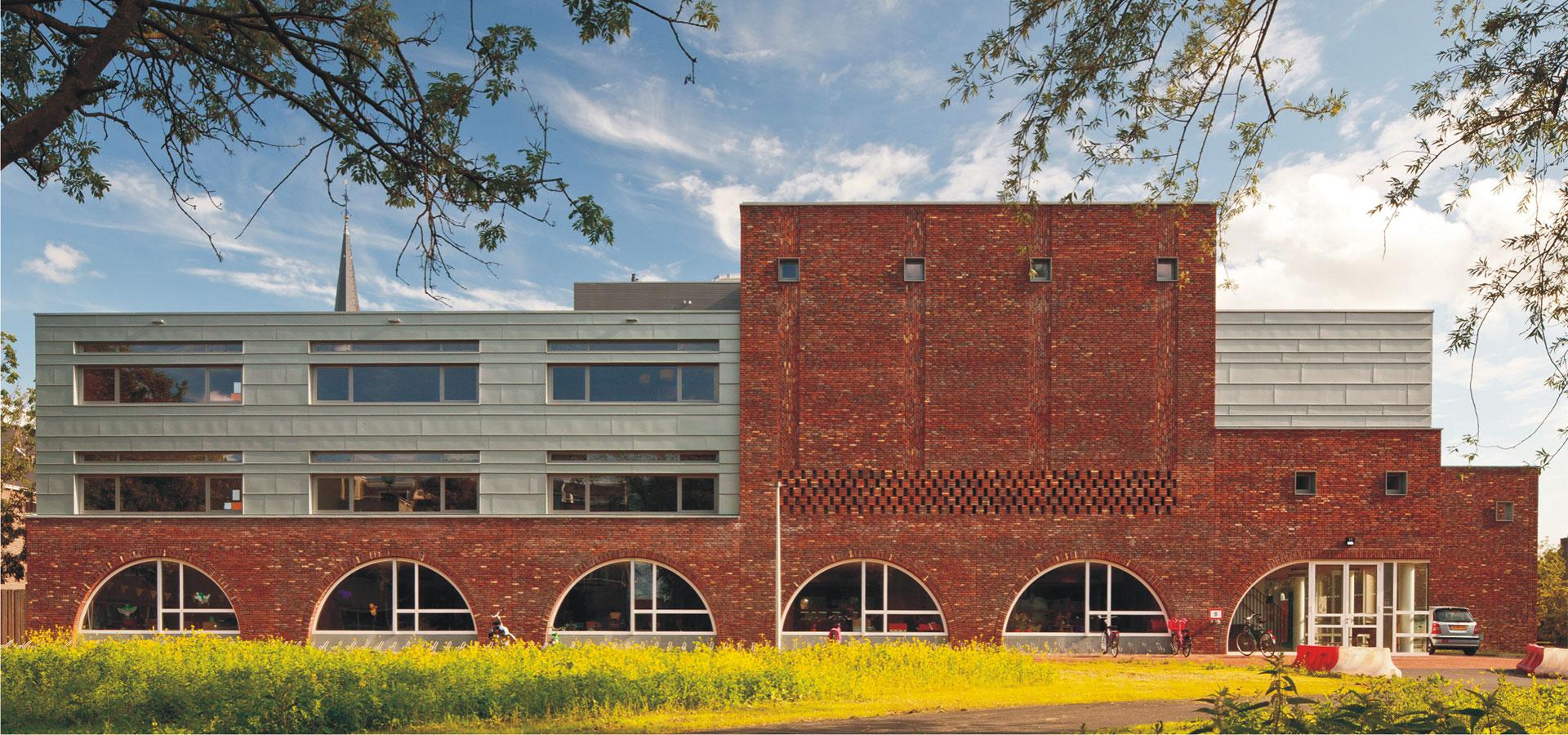 FARO architecten Bonifaciusschool Alphen aan den Rijn 01