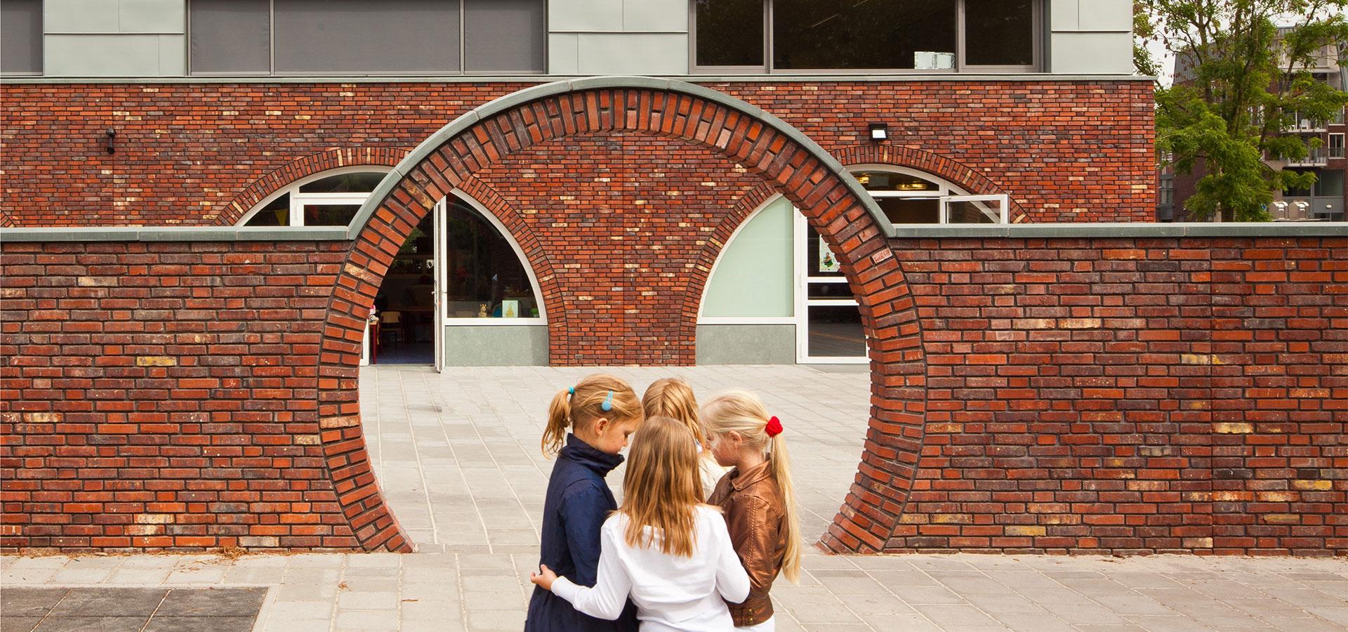 FARO architecten Bonifaciusschool Alphen aan den Rijn 02