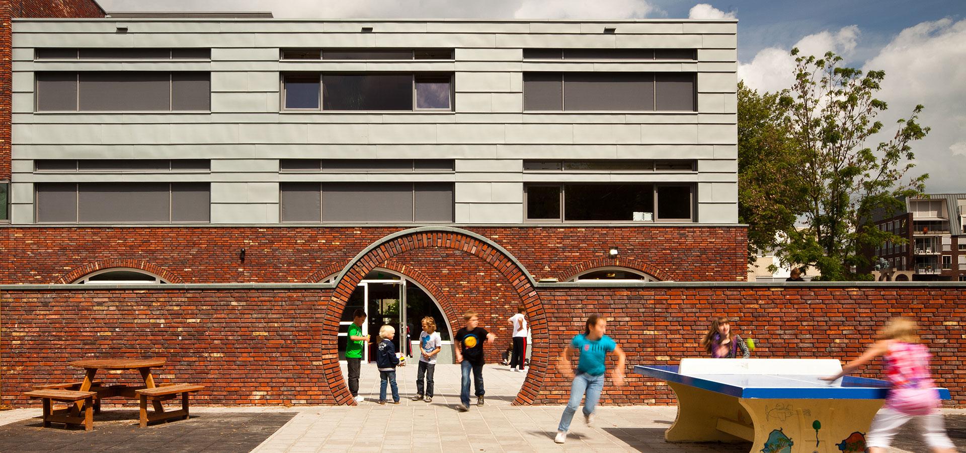 FARO architecten Bonifaciusschool Alphen aan den Rijn 13
