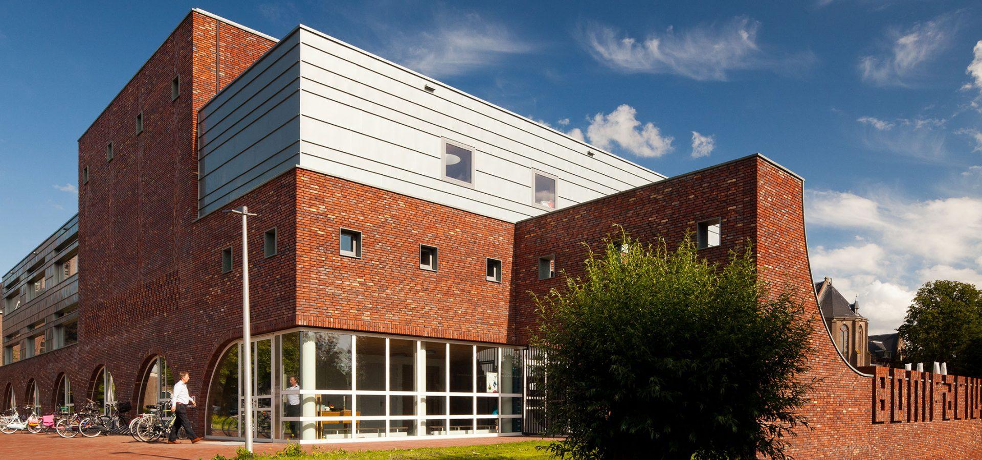 FARO architecten Bonifaciusschool Alphen aan den Rijn