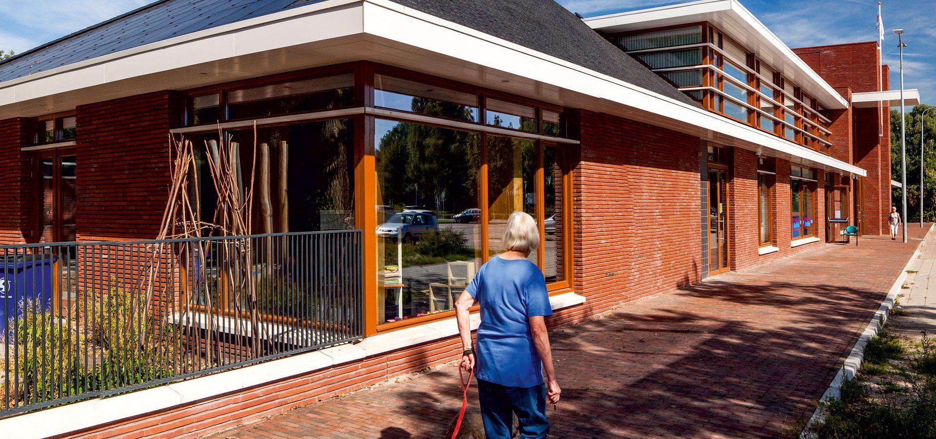 FARO architecten Dorpshuis Badhoevedorp 01