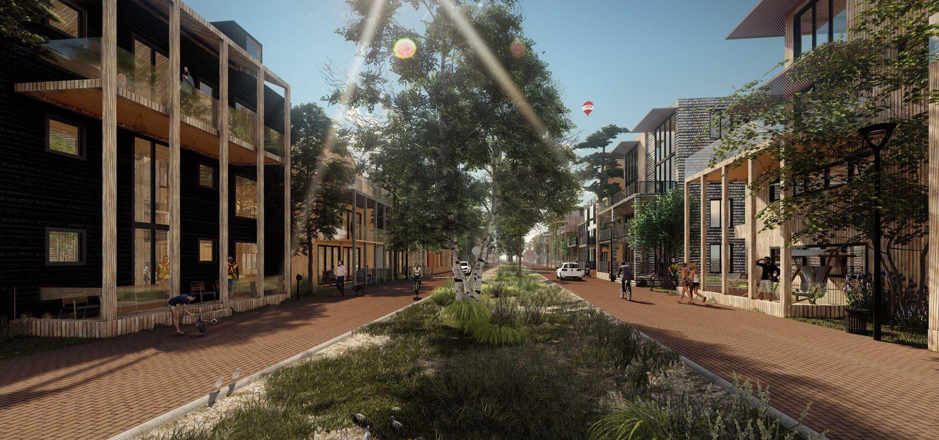FARO architecten IJburg fase 2 Amsterdam 04