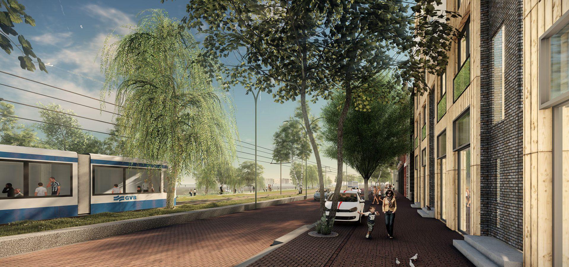 FARO architecten IJburg fase 2 Amsterdam 05