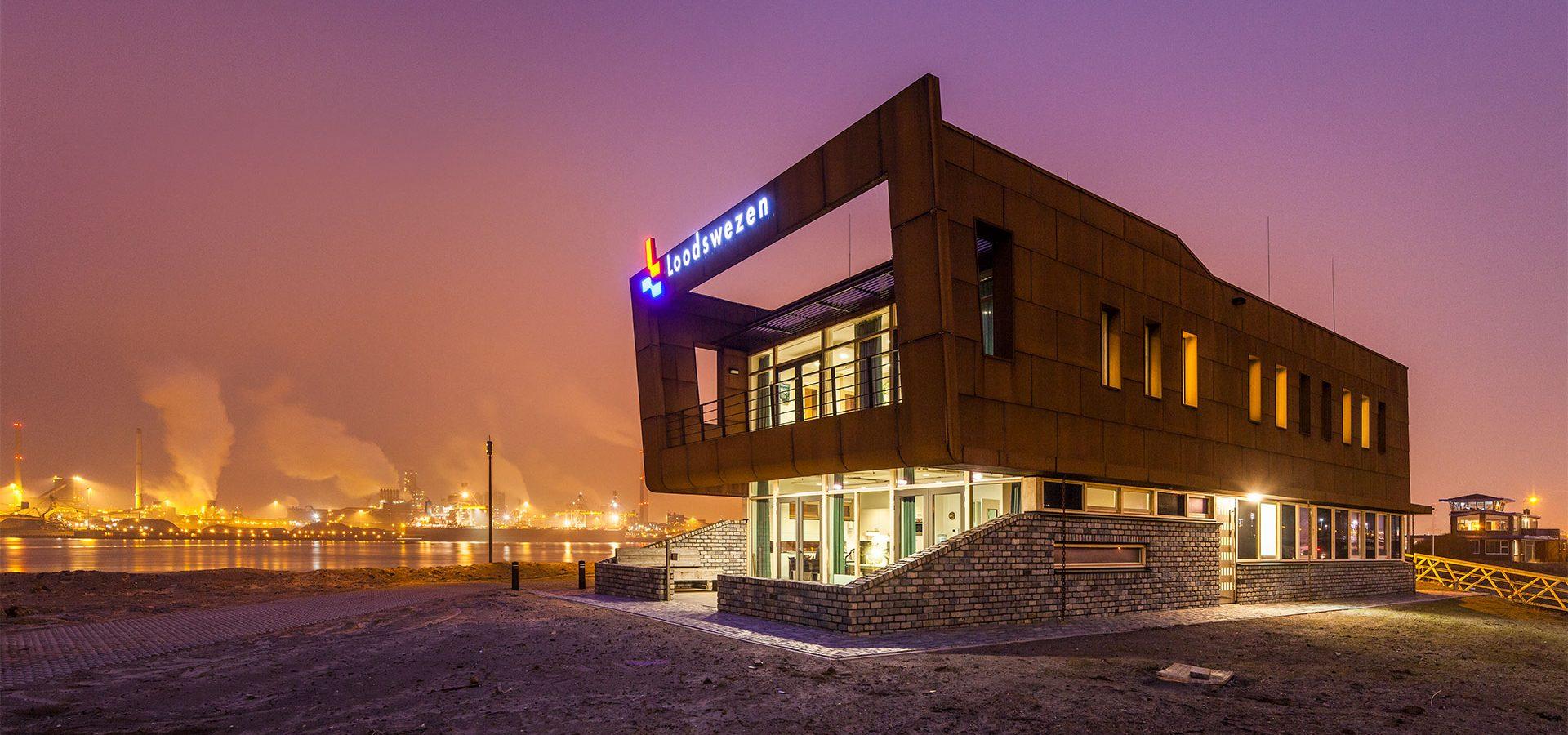 FARO architecten Loodswezen IJmuiden 02