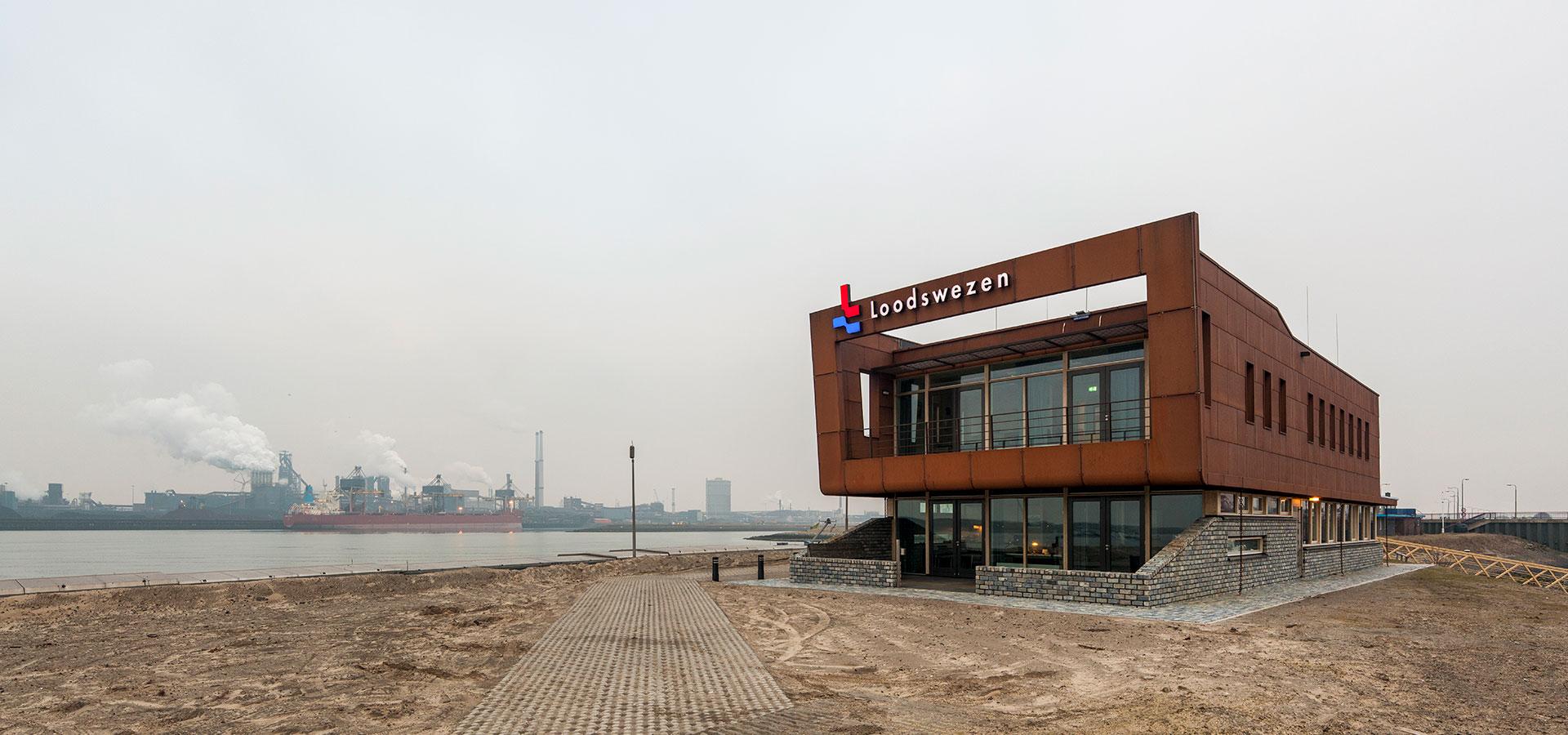 FARO architecten Loodswezen IJmuiden 05