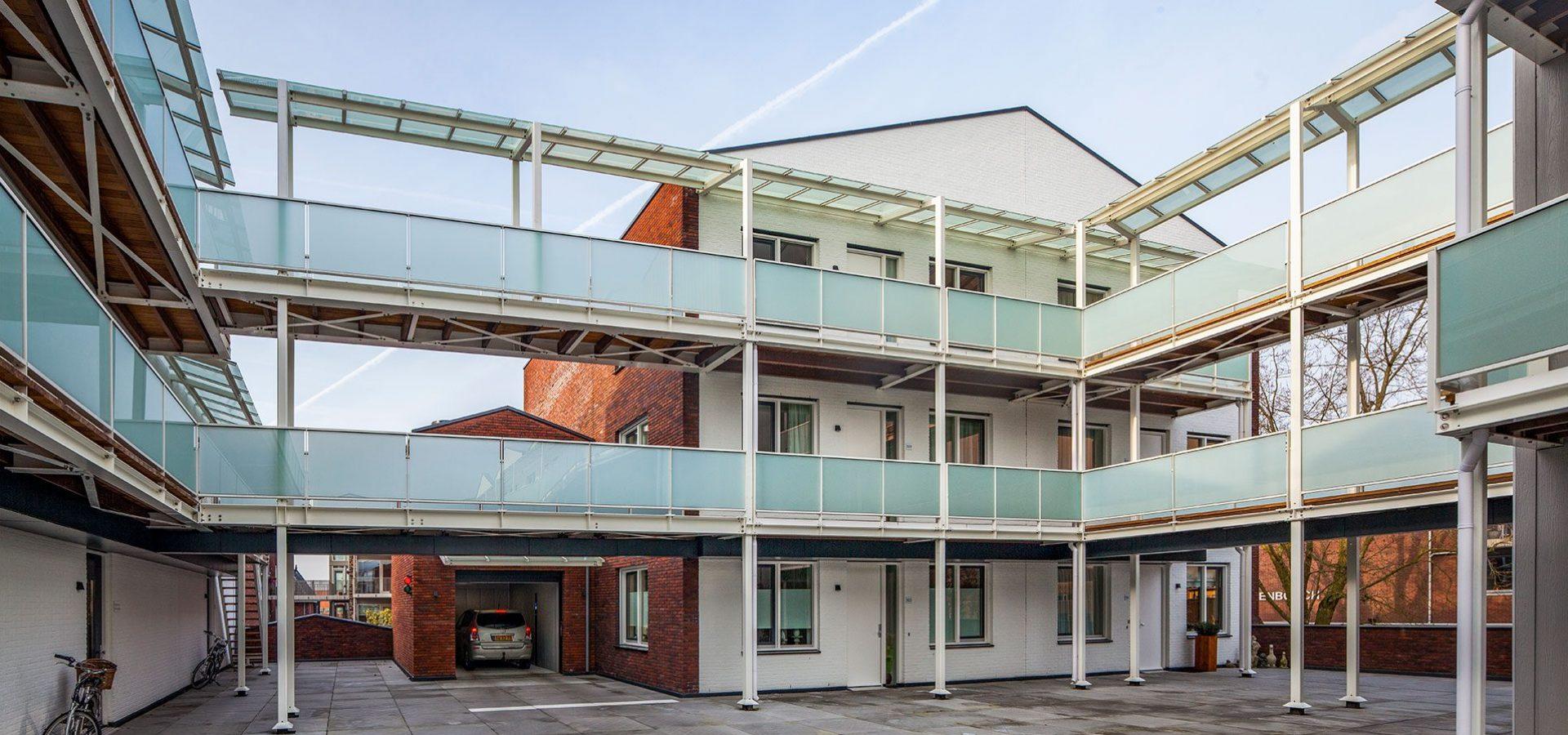 FARO architecten Supermarkt en woningen Twello 02