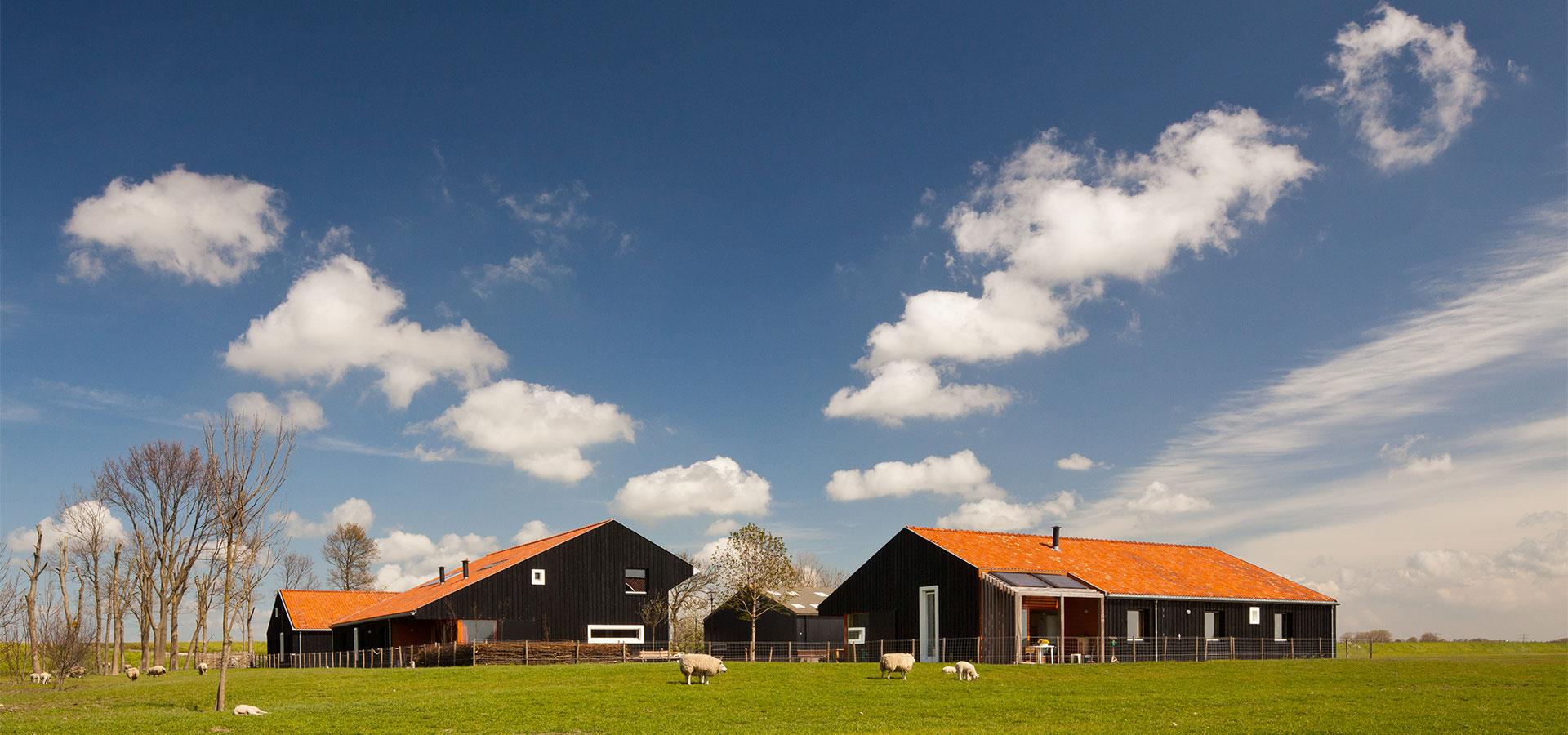 FARO architecten Zorgboerderij De Hulst Oterleek 02