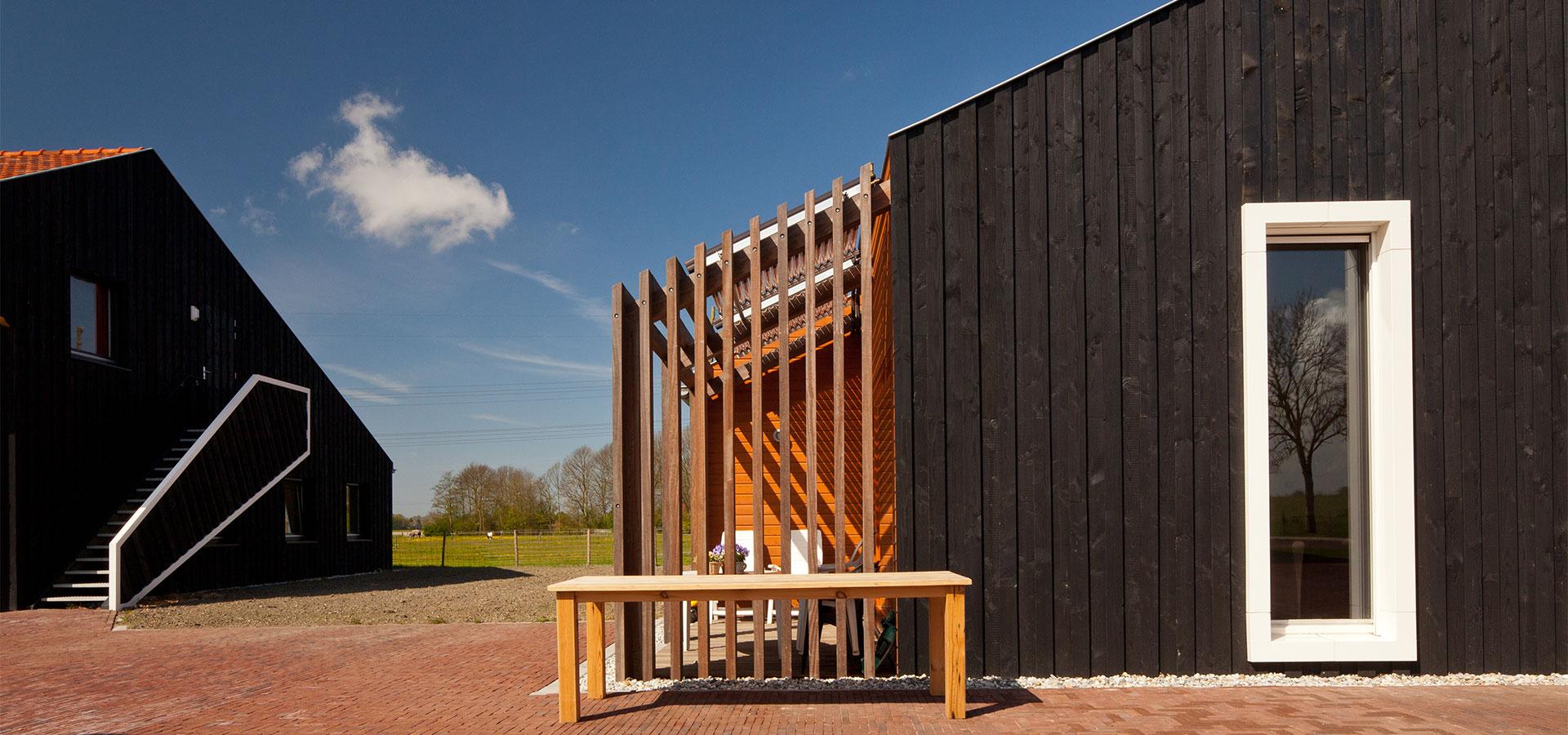 FARO architecten Zorgboerderij De Hulst Oterleek 04