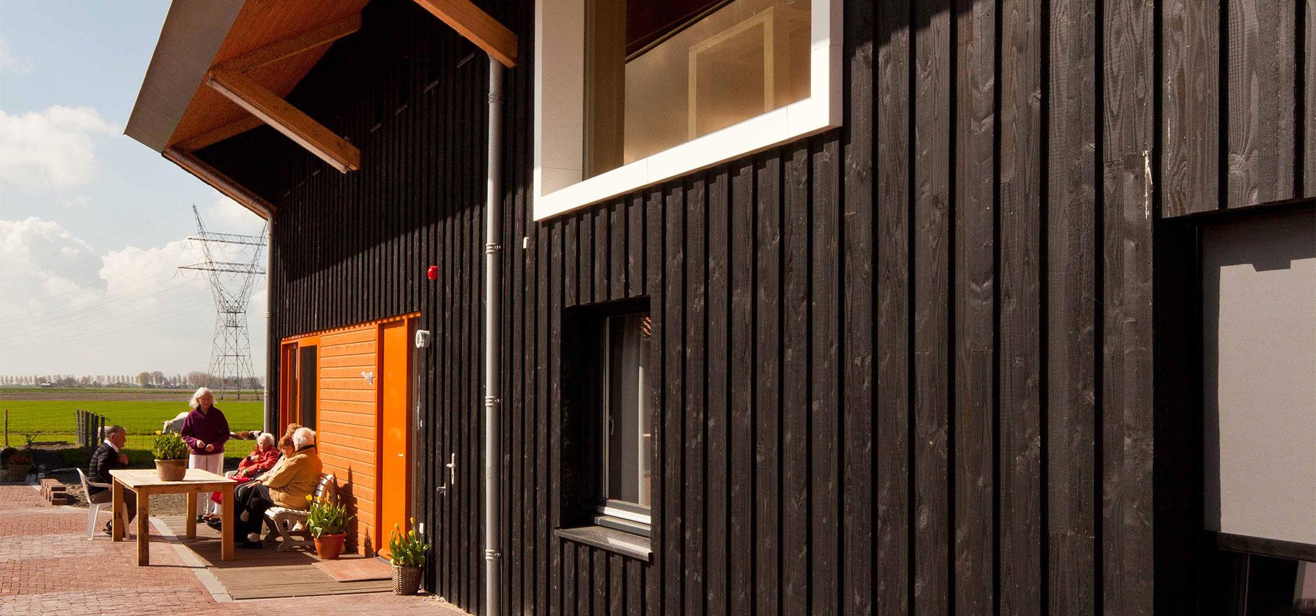 FARO architecten Zorgboerderij De Hulst Oterleek 05