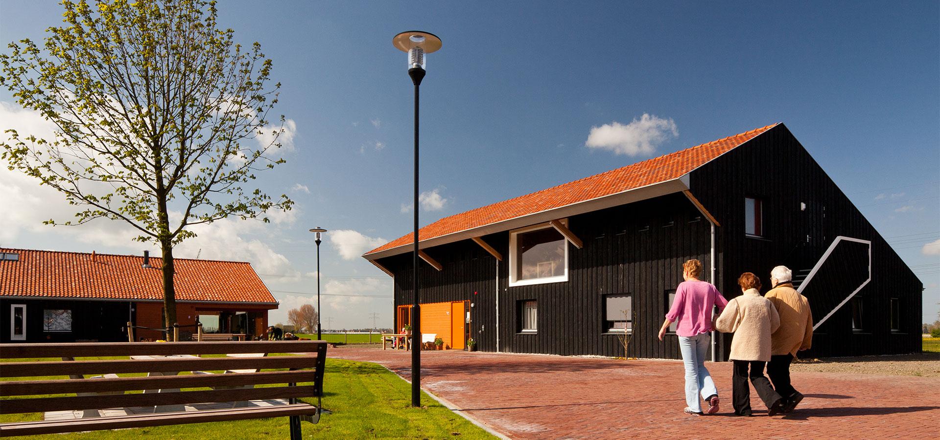 FARO architecten Zorgboerderij De Hulst Oterleek 06