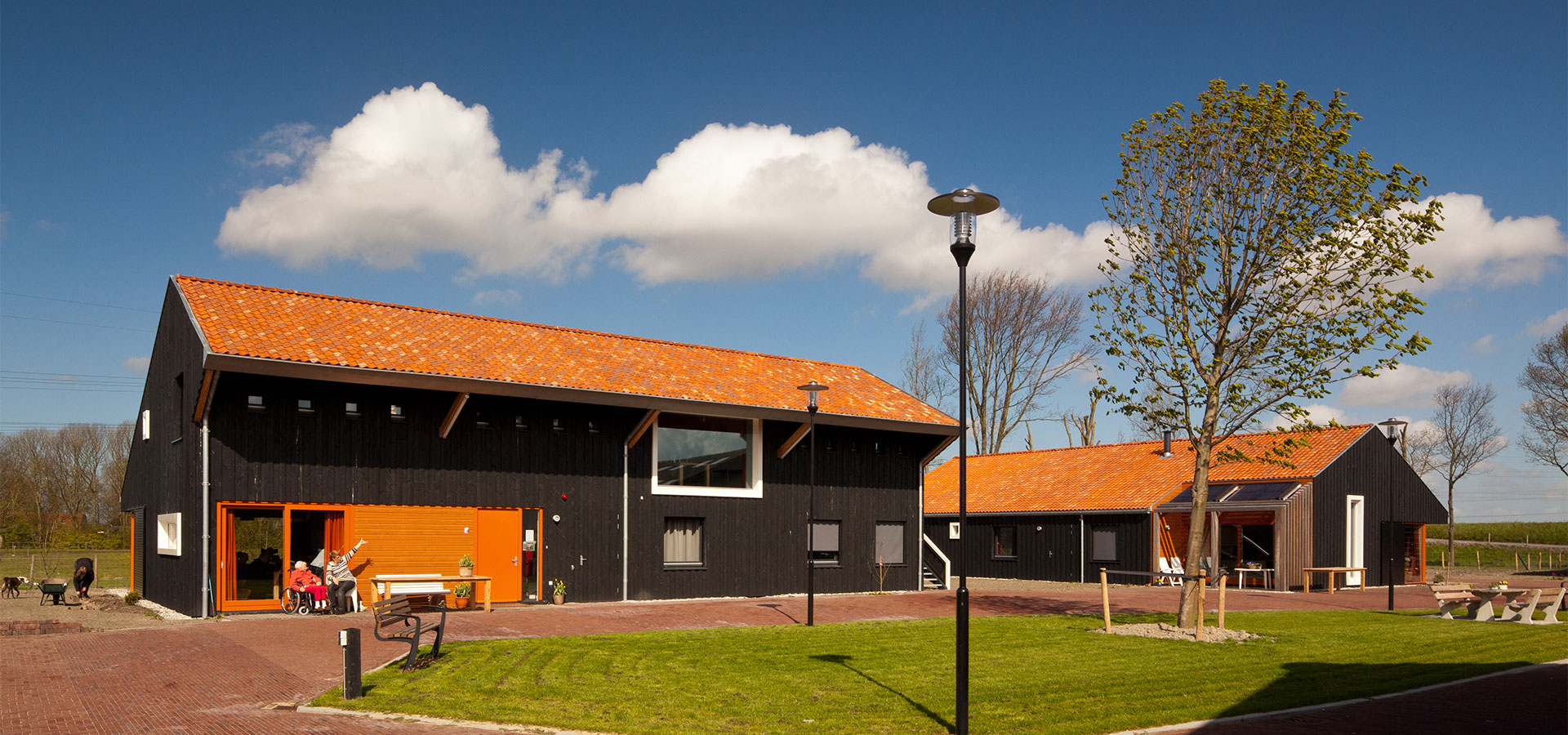 FARO architecten Zorgboerderij De Hulst Oterleek 07