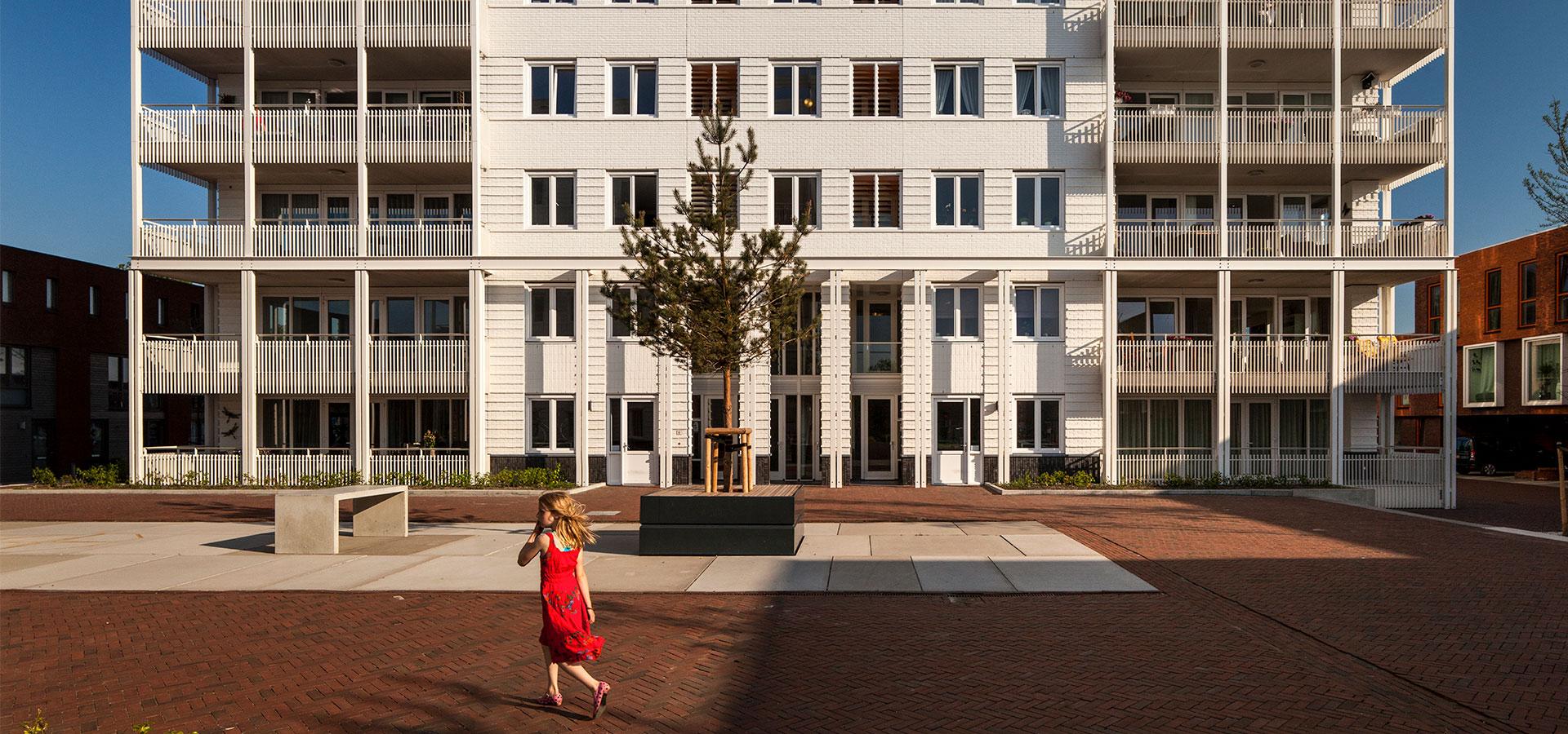 FARO architecten Binnenhaven blok 4 en 5 IJmuiden 01