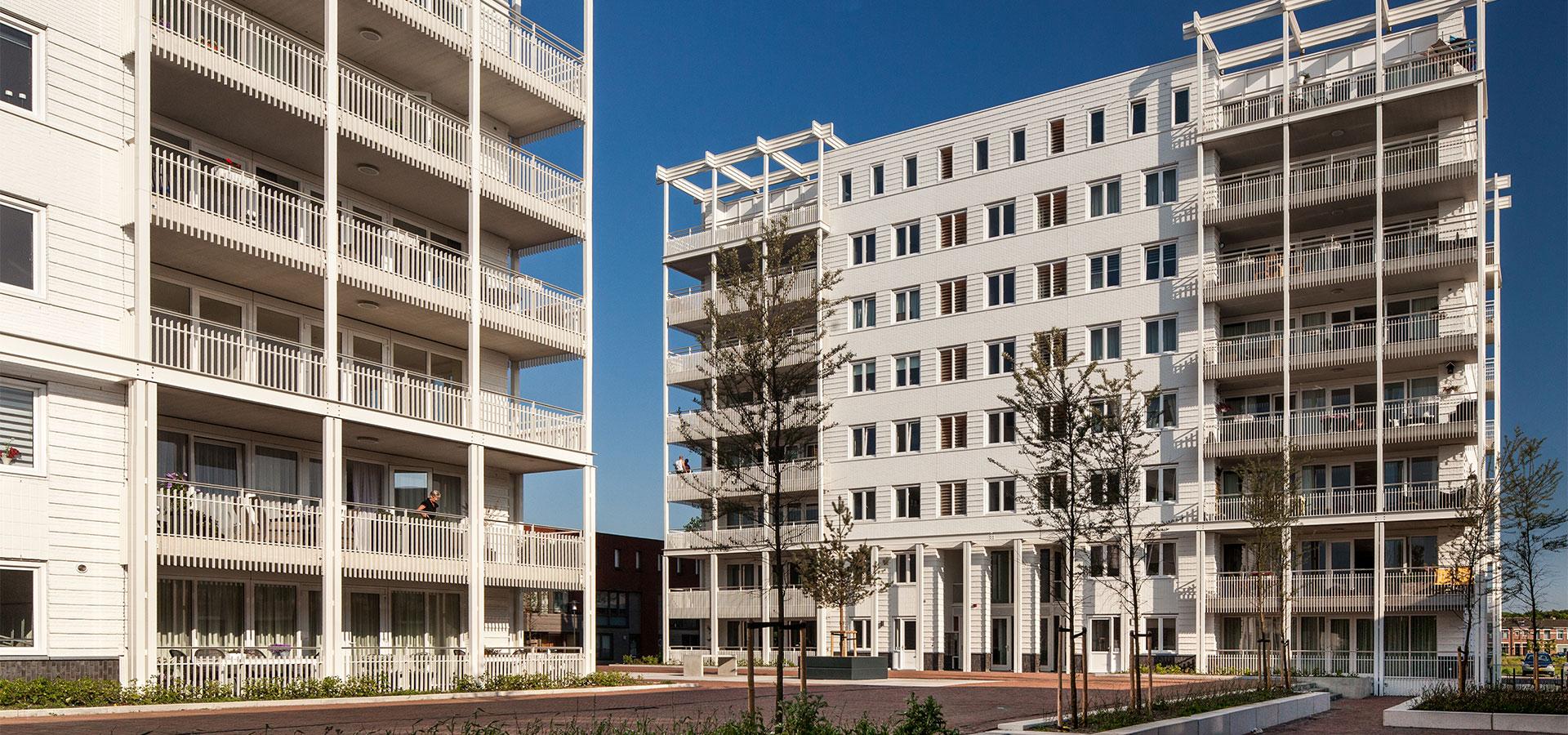 FARO architecten Binnenhaven blok 4 en 5 IJmuiden 02