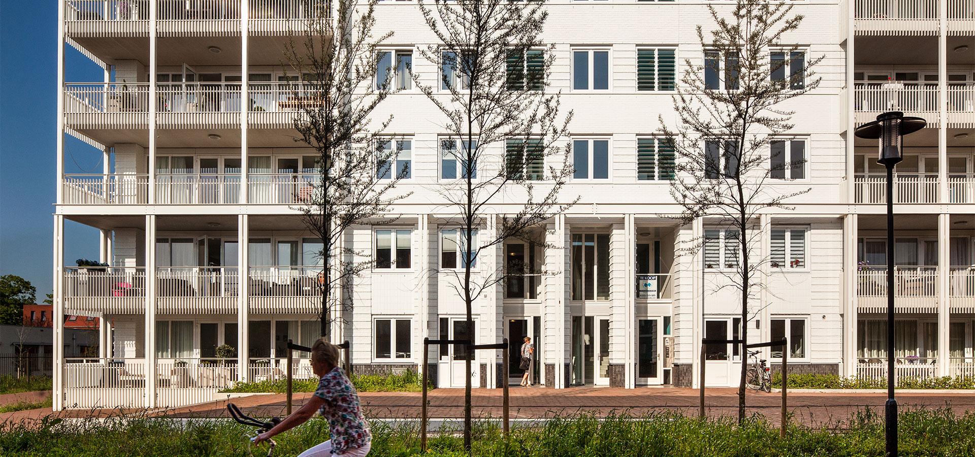 FARO architecten Binnenhaven blok 4 en 5 IJmuiden 03