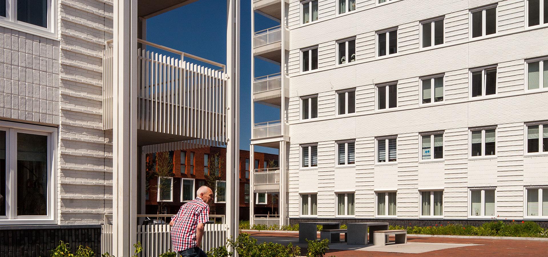 FARO architecten Binnenhaven blok 4 en 5 IJmuiden 04
