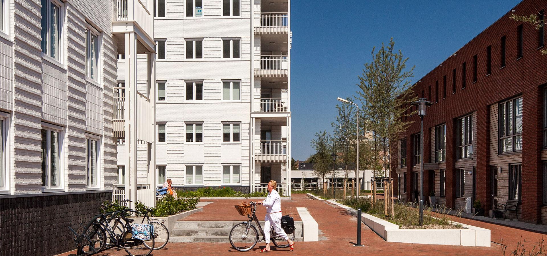 FARO architecten Binnenhaven blok 4 en 5 IJmuiden 05