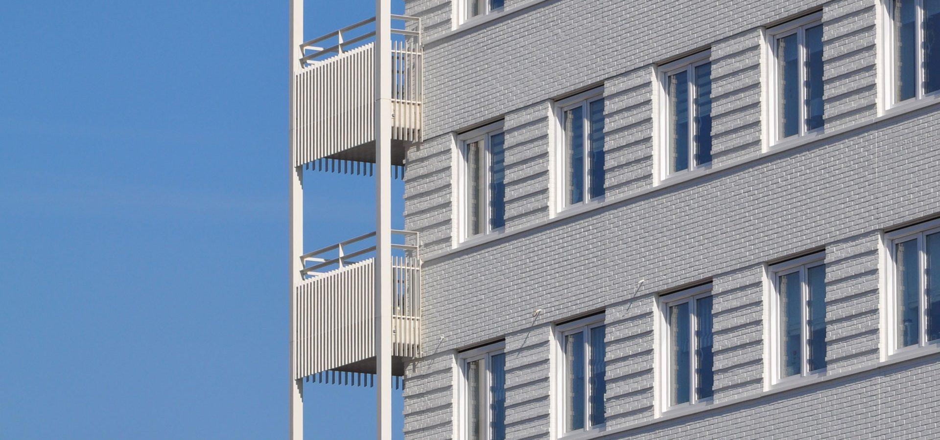 FARO architecten Binnenhaven blok 4 en 5 IJmuiden 08