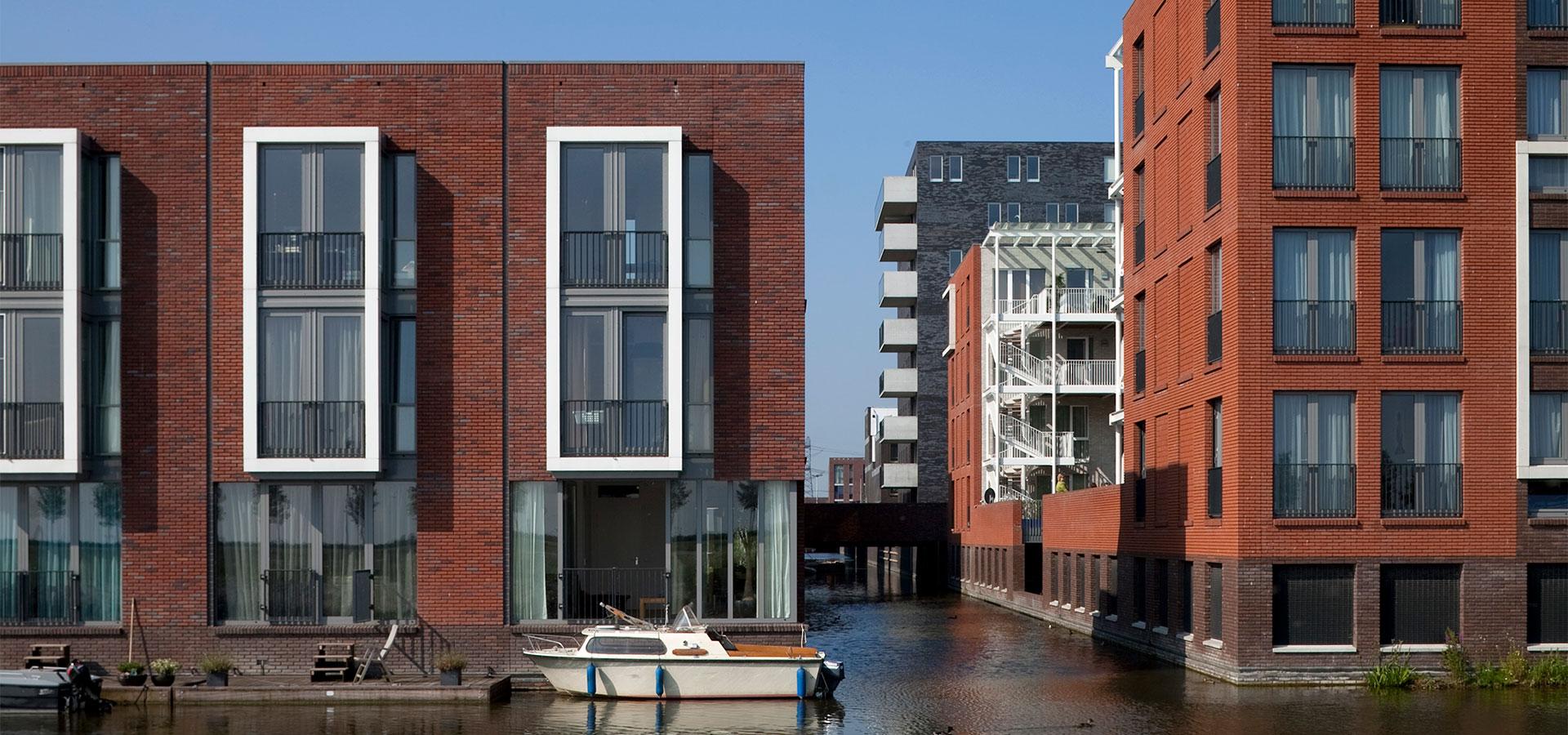 FARO architecten Blok 25 Haveneiland IJburg Amsterdam 05