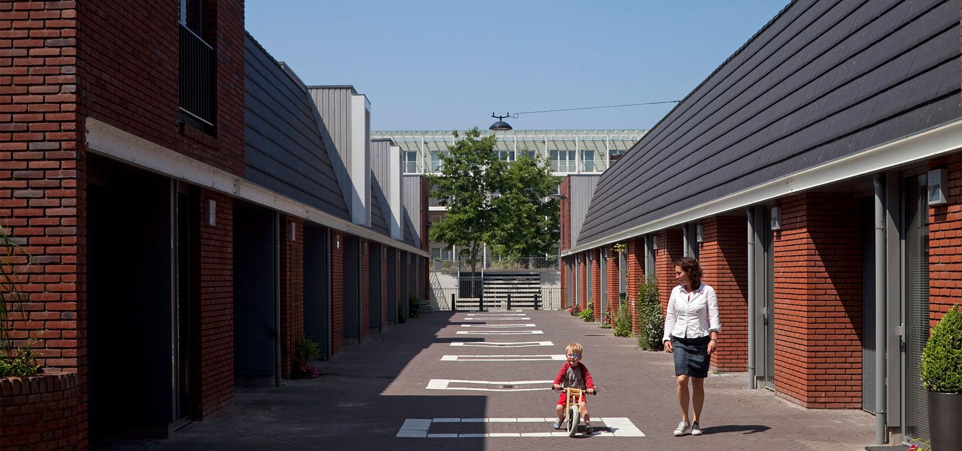 FARO architecten Blok 25 Haveneiland IJburg Amsterdam 08