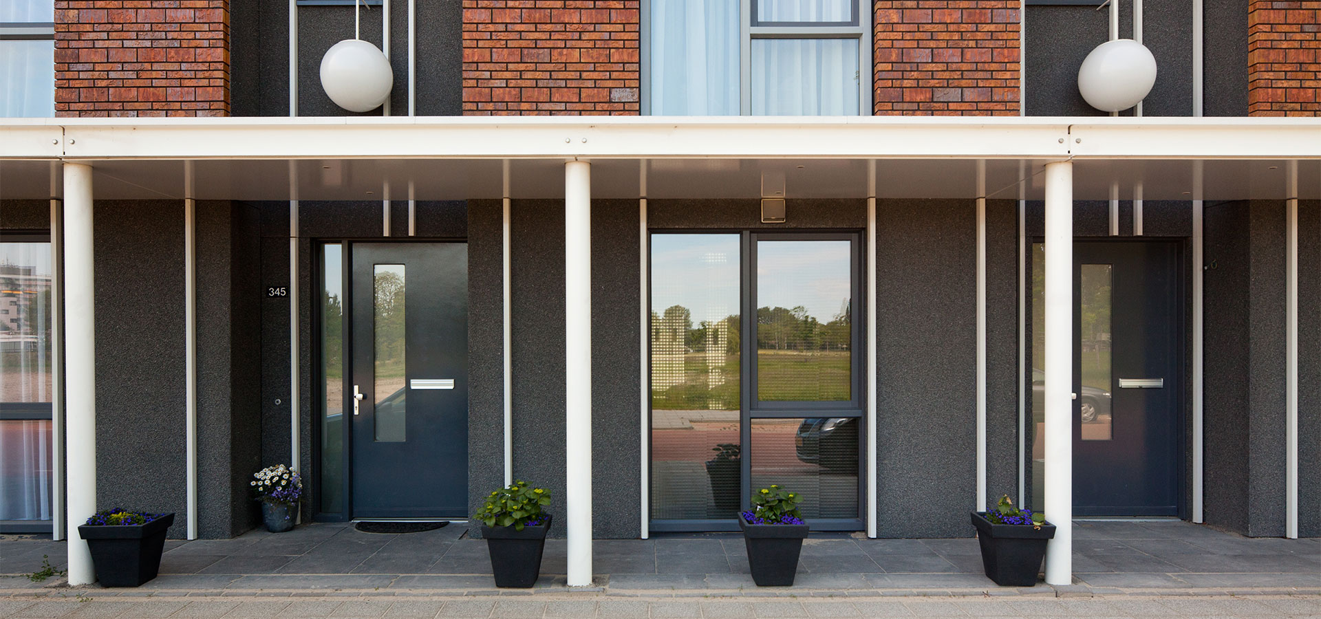 FARO architecten Dijkzone Oedevlietsepark Rotterdam 01
