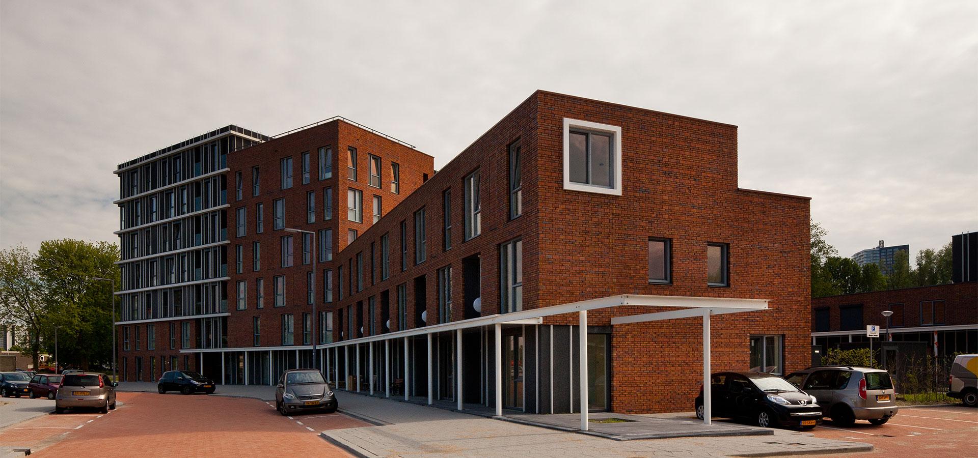 FARO architecten Dijkzone Oedevlietsepark Rotterdam 02