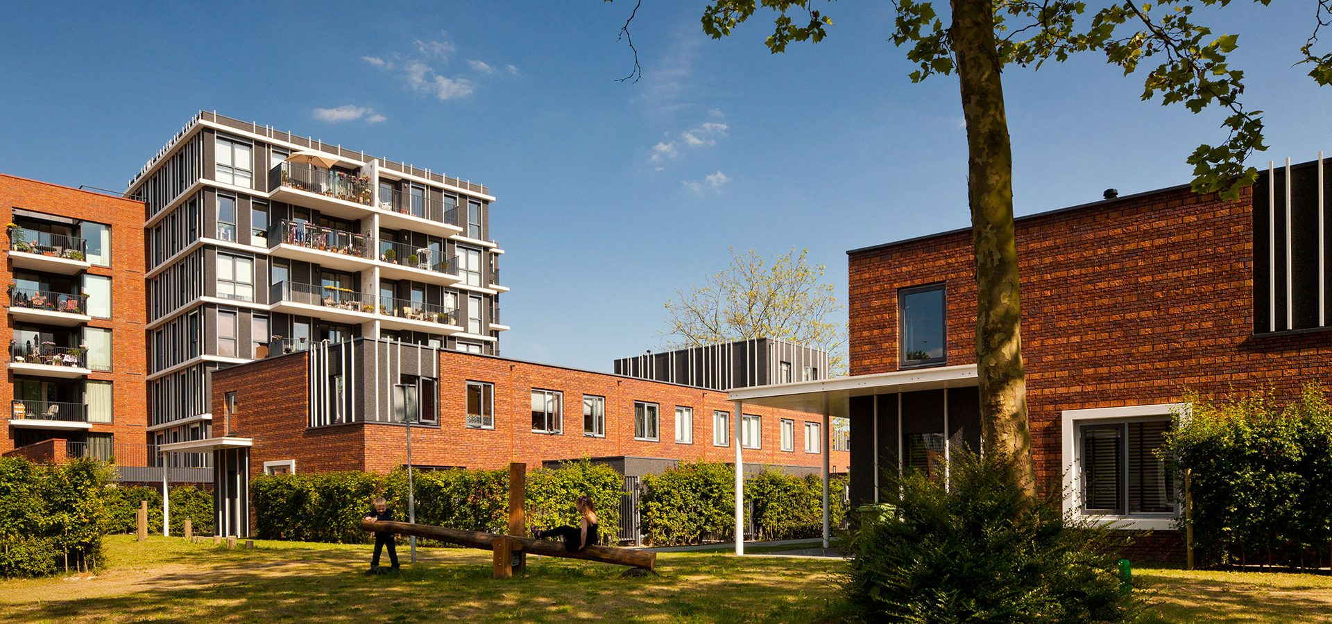 FARO architecten Dijkzone Oedevlietsepark Rotterdam 04