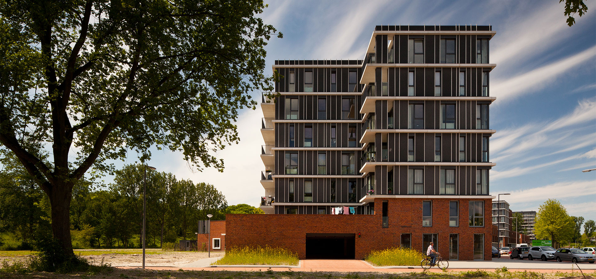 FARO architecten Dijkzone Oedevlietsepark Rotterdam 06