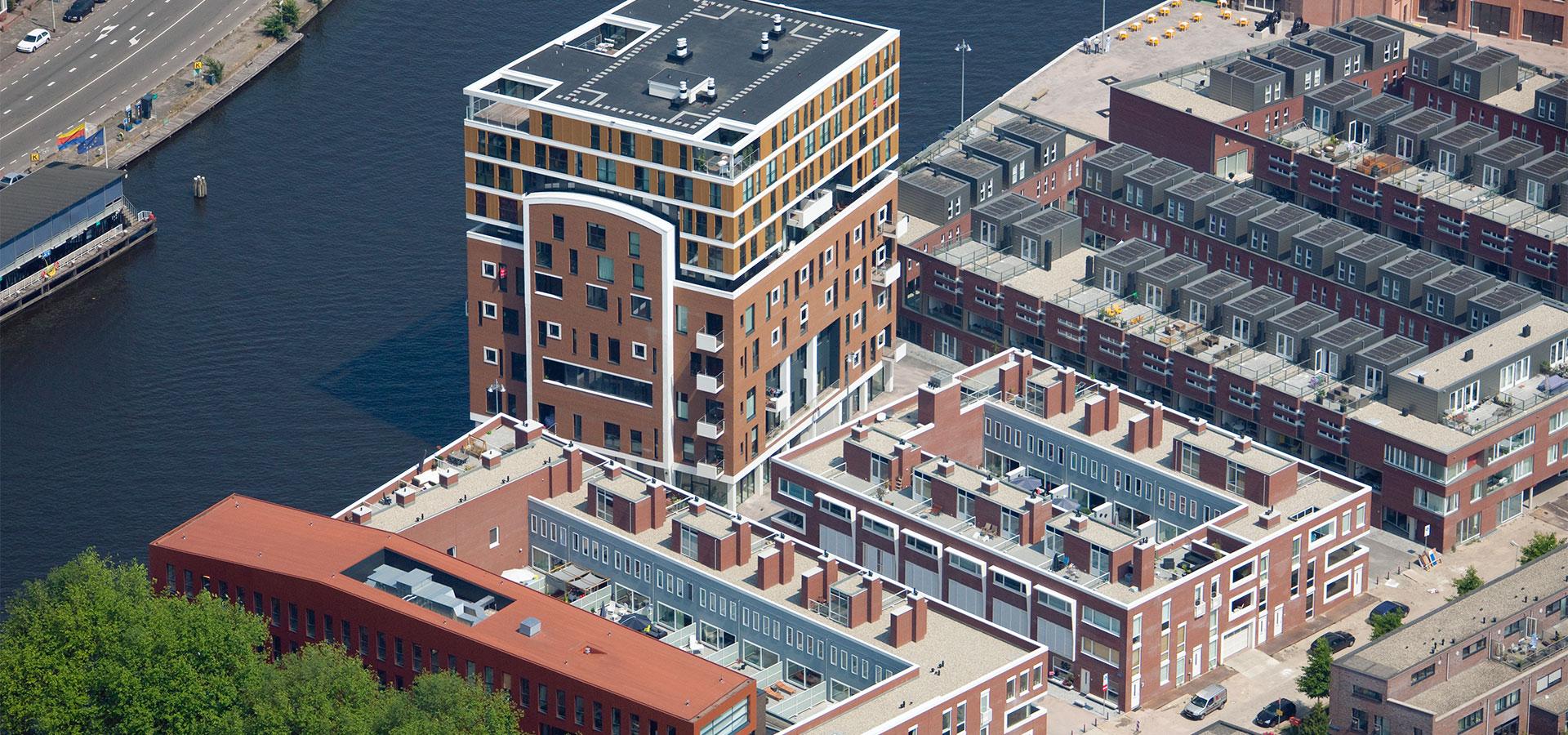FARO architecten Drosteterrein Haarlem 01