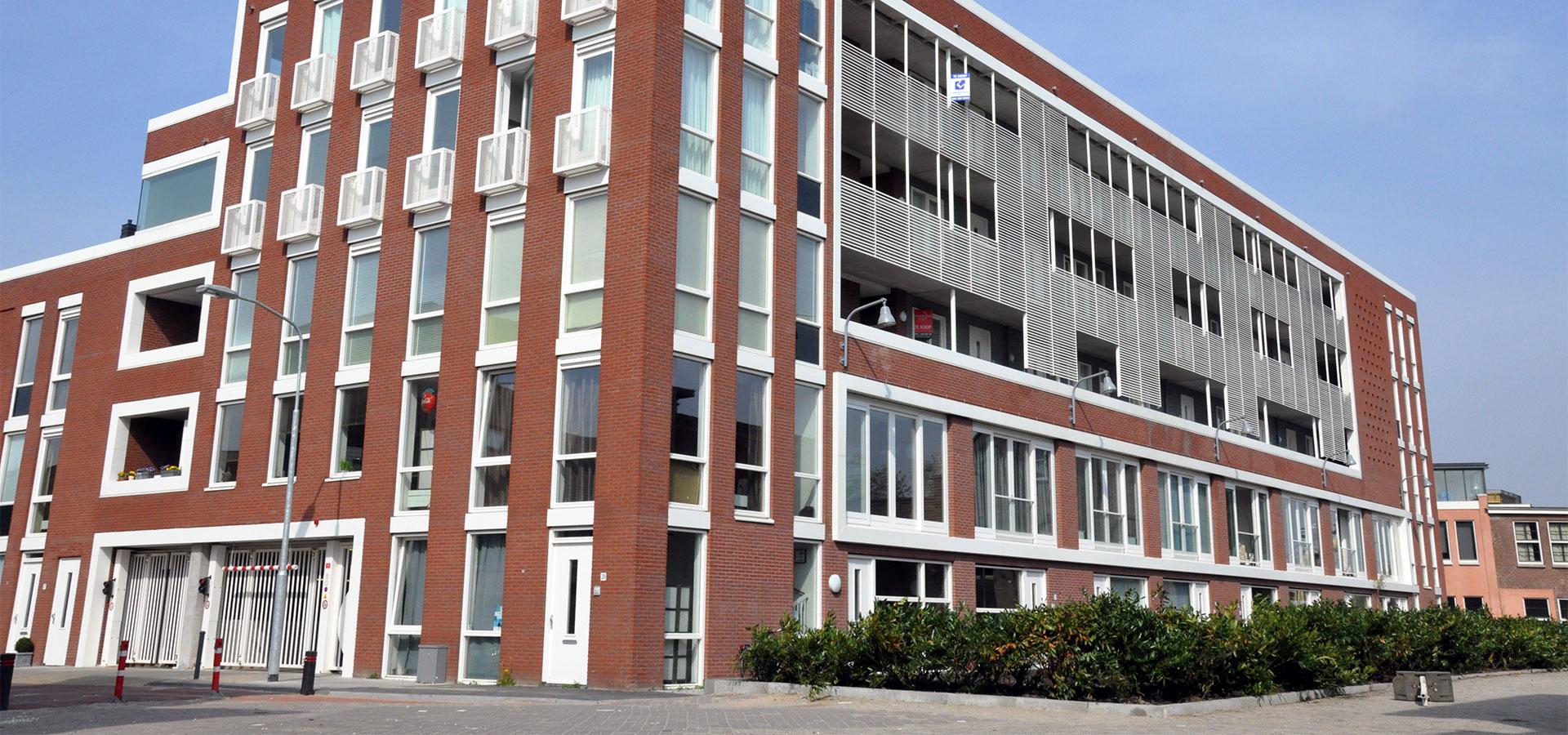 FARO architecten Drosteterrein Haarlem 02