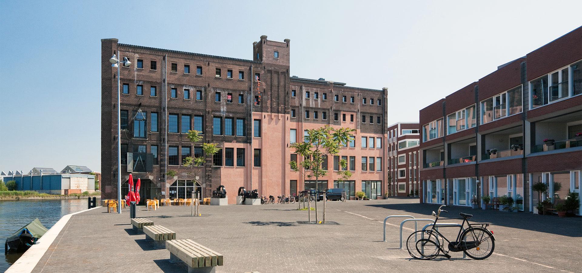FARO architecten Drosteterrein Haarlem 04
