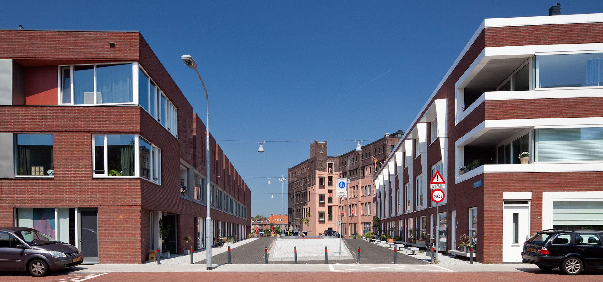 FARO architecten Drosteterrein Haarlem 05