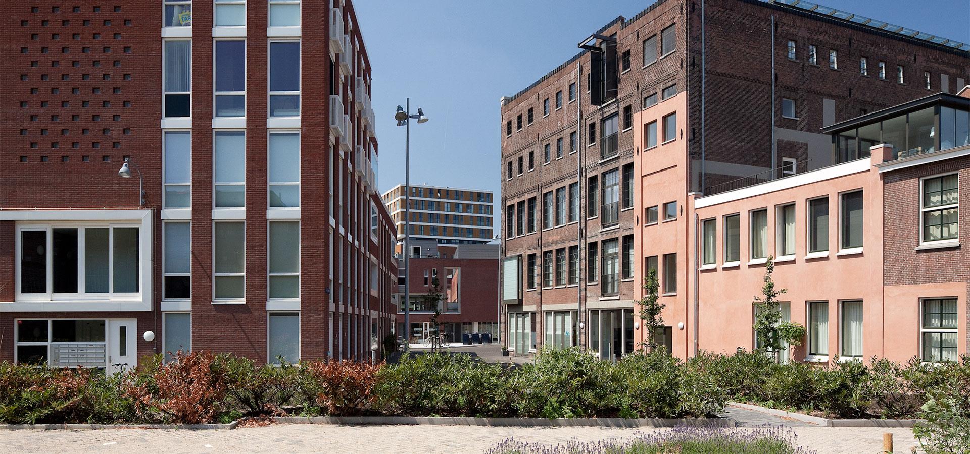 FARO architecten Drosteterrein Haarlem 06