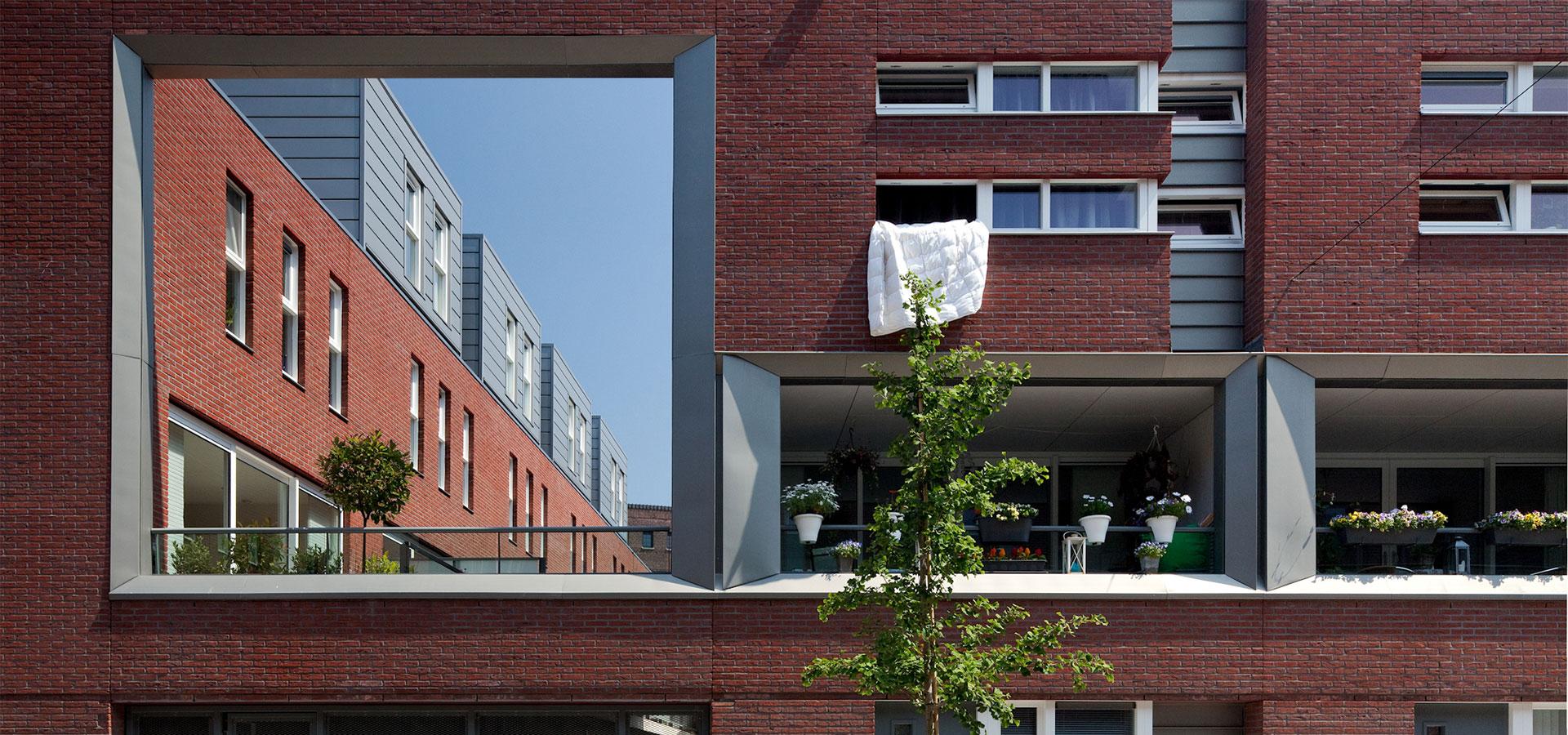 FARO architecten Drosteterrein Haarlem 07