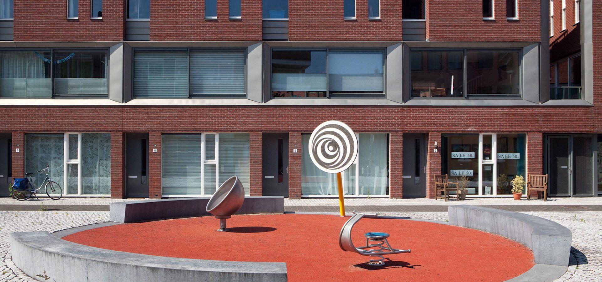 FARO architecten Drosteterrein Haarlem 09