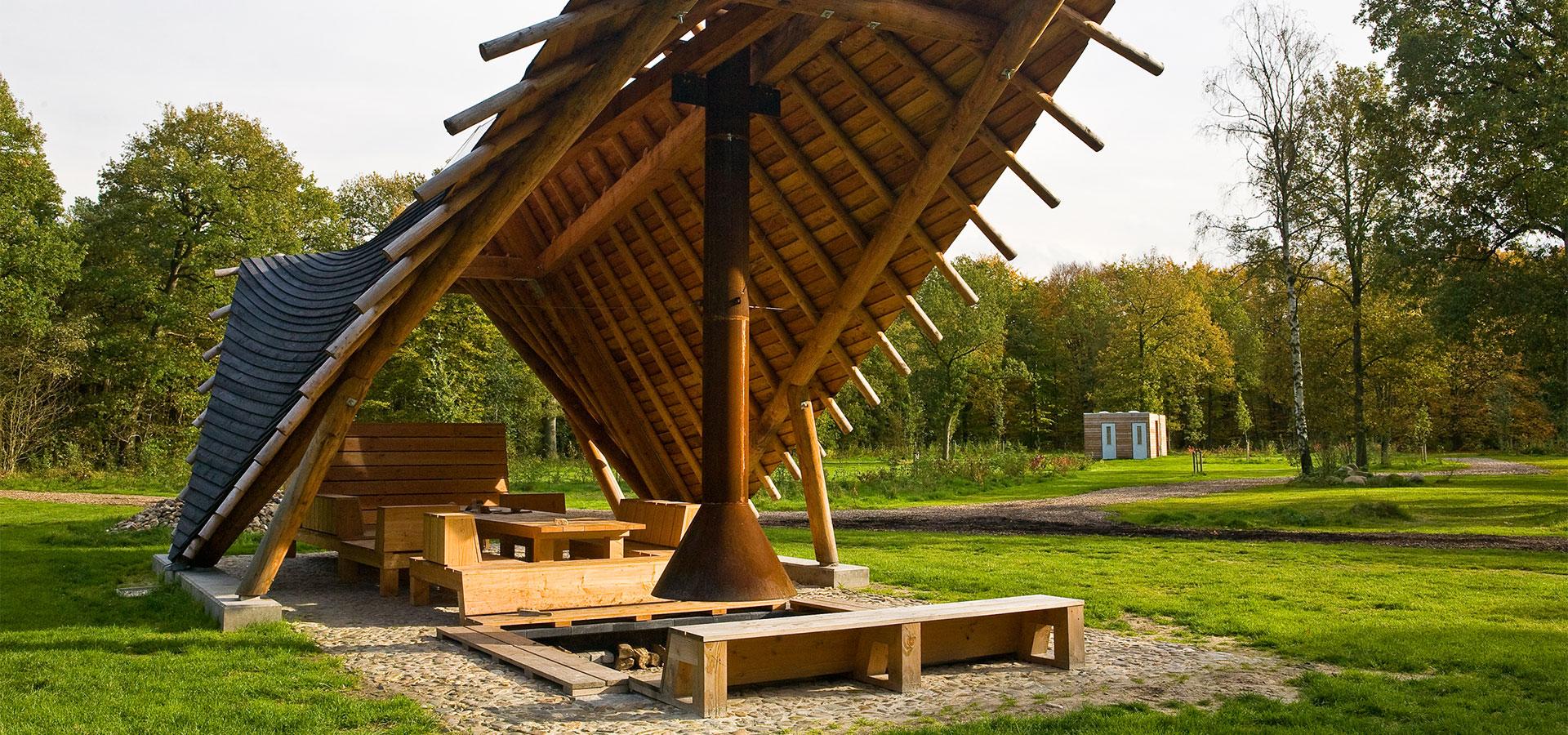FARO architecten Duurzaam kamperen Staatsbosbeheer 06