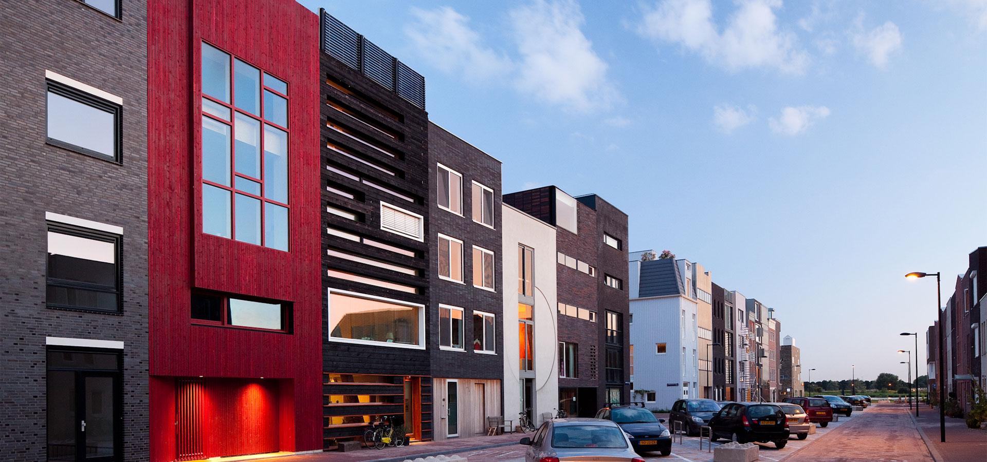 FARO architecten Energiezuinig op Steigereiland IJburg (2.0) Amsterdam 03