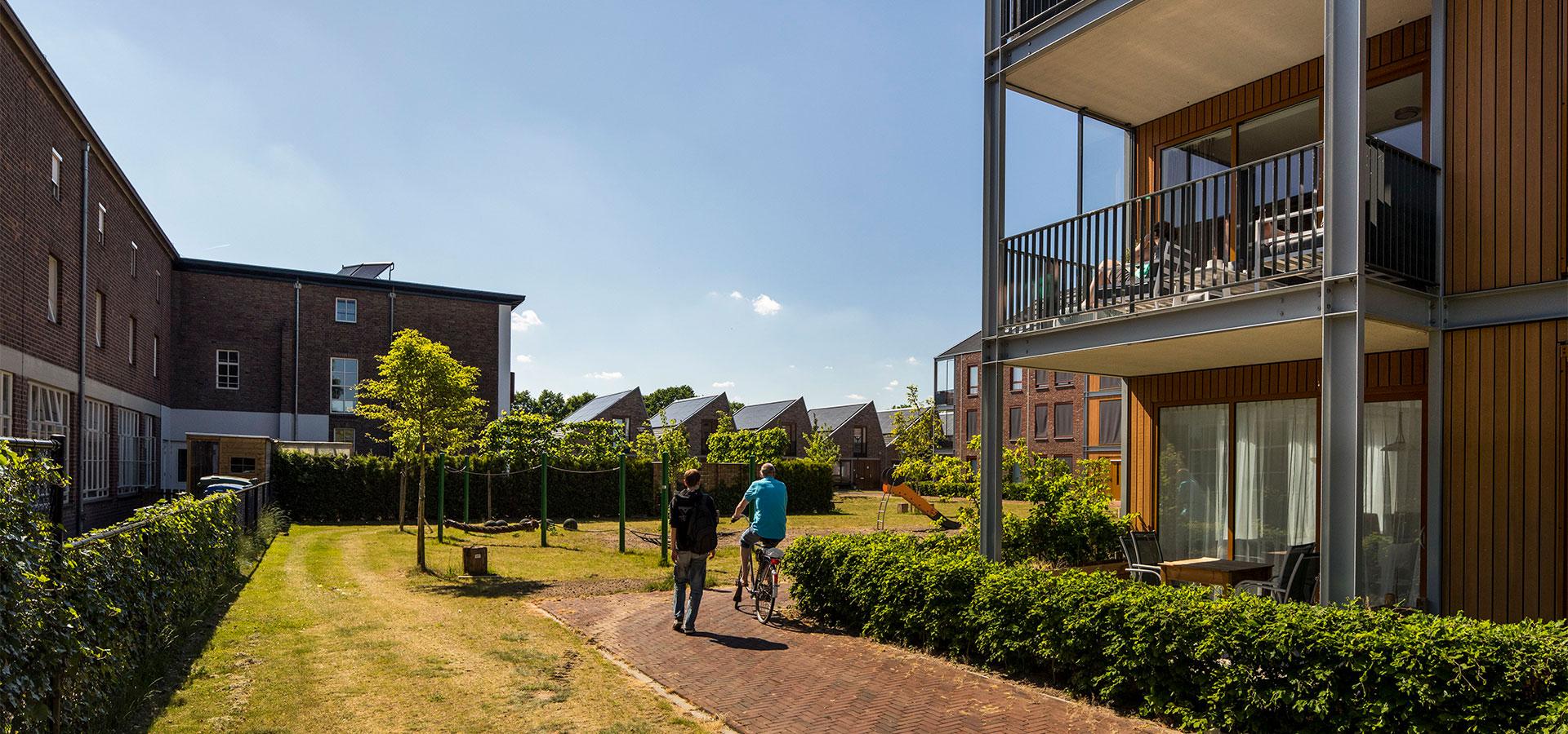FARO architecten Geerpark Vlijmen 03
