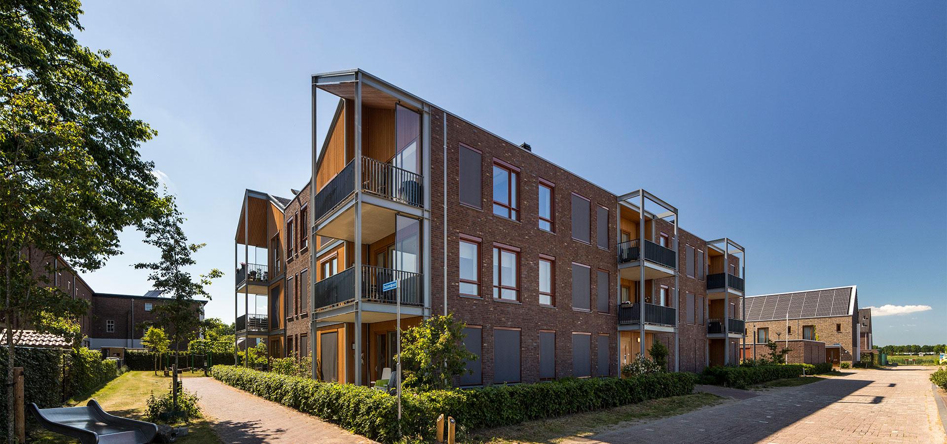 FARO architecten Geerpark Vlijmen 04